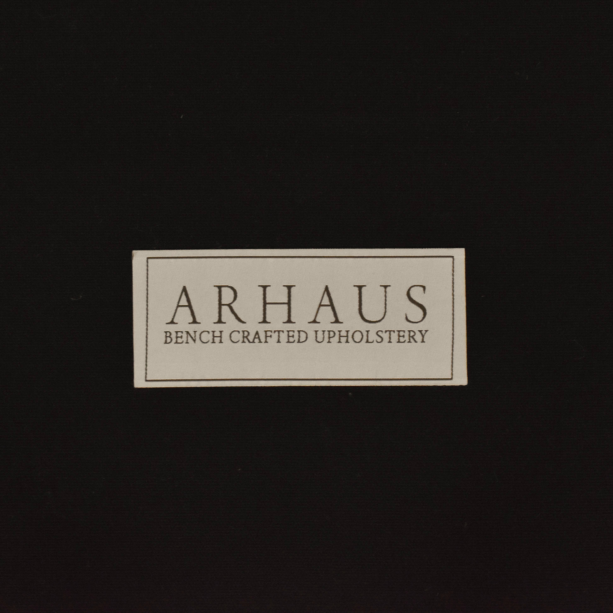 Arhaus Barrister Tufted Queen Bed / Beds