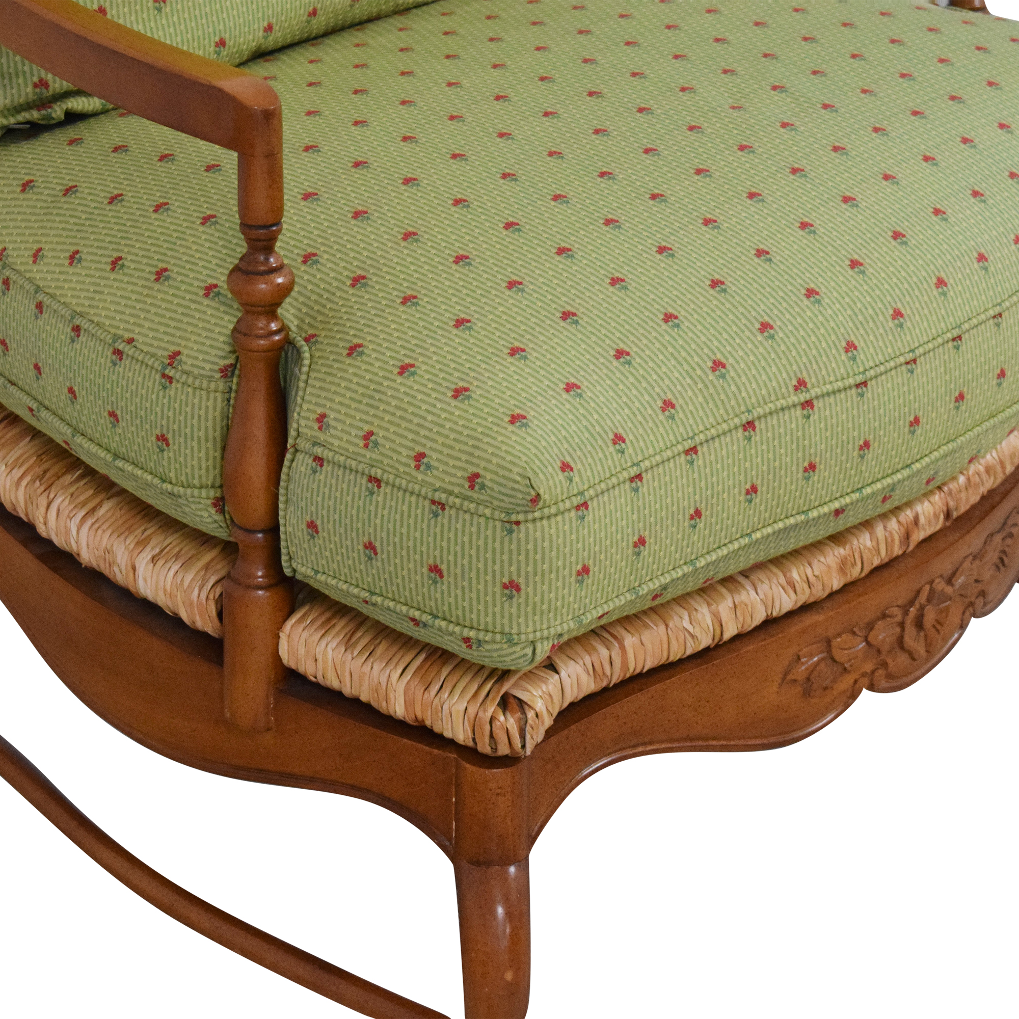 shop Wesley Hall Country French Chair Wesley Hall Accent Chairs