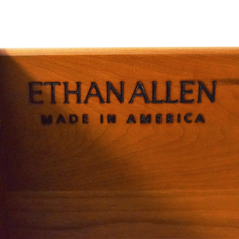 Ethan Allen Ethan Allen American Impressions Media Cabinet Media Units