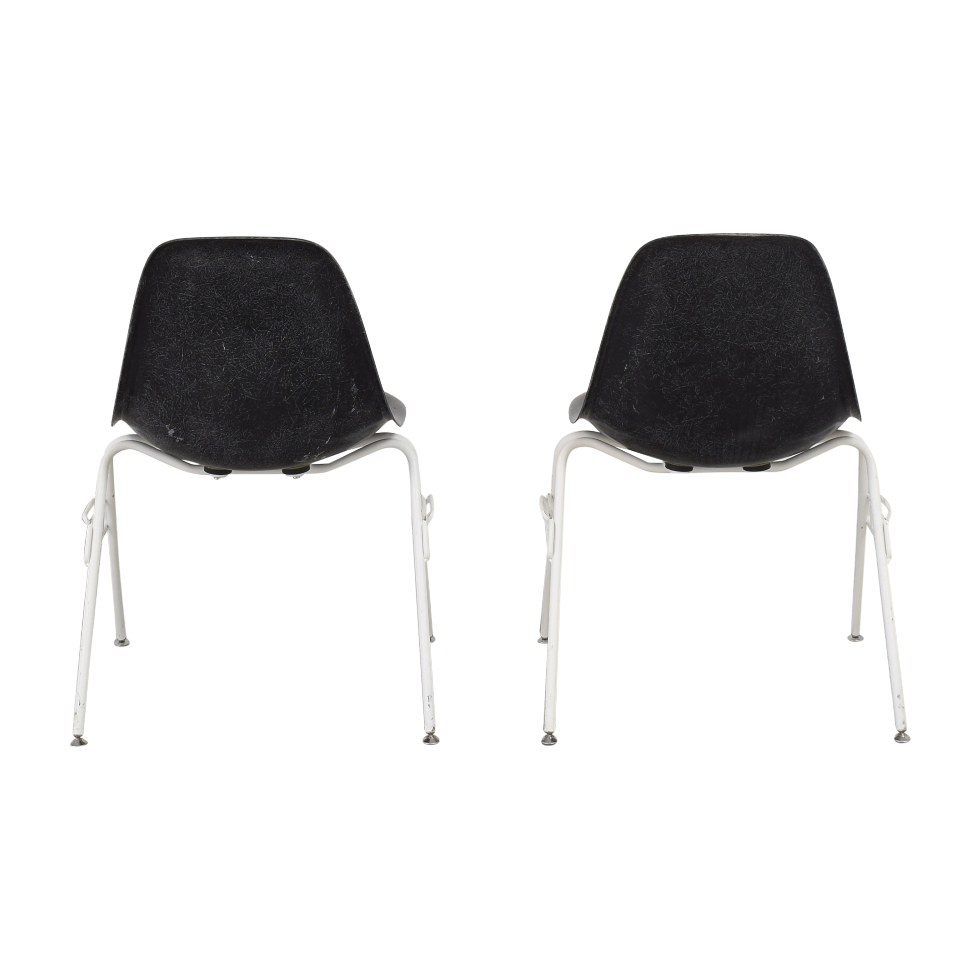 Modernica Modernica Case Study Furniture Side Shell Stacking Chairs second hand