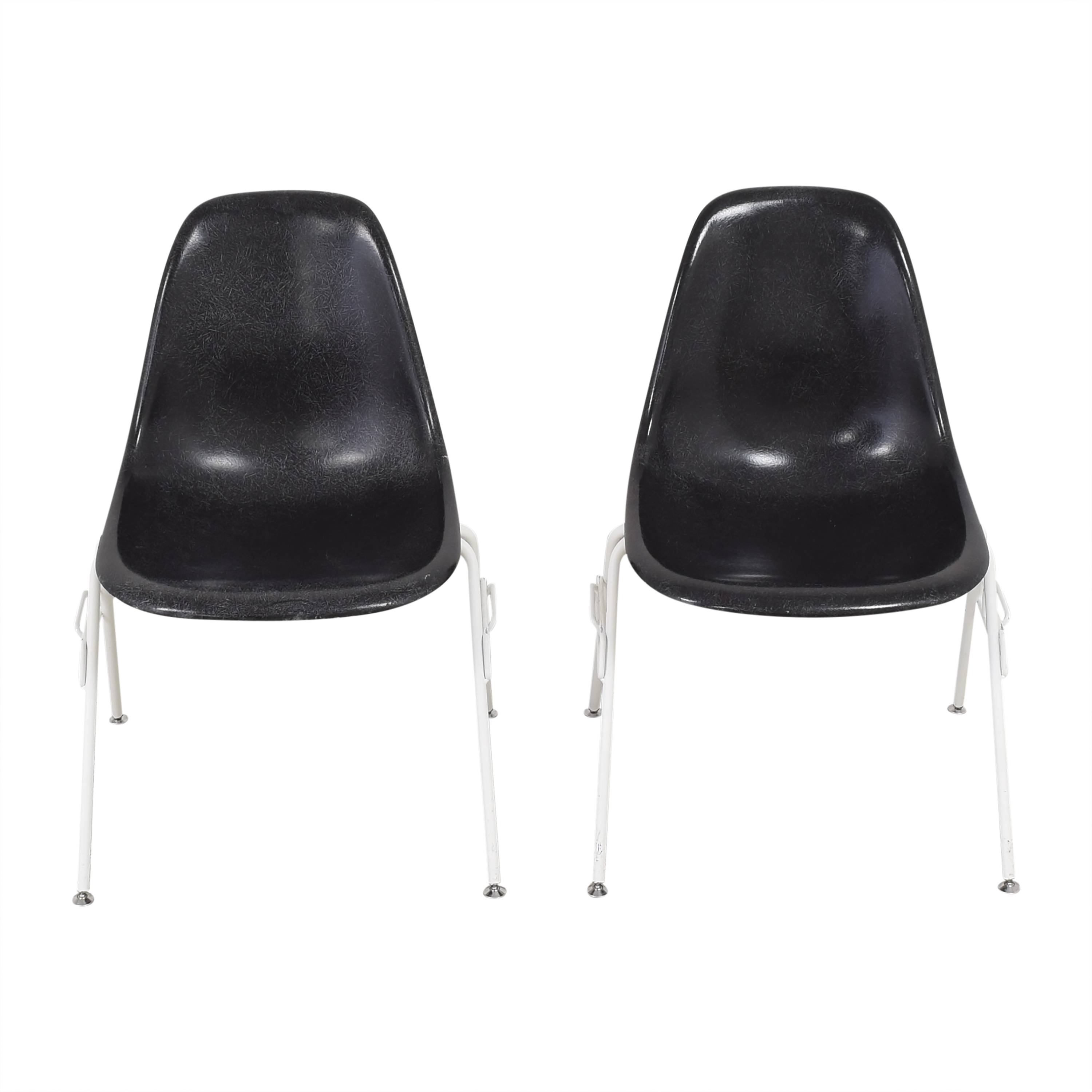 Modernica Case Study Furniture Side Shell Stacking Chairs / Chairs