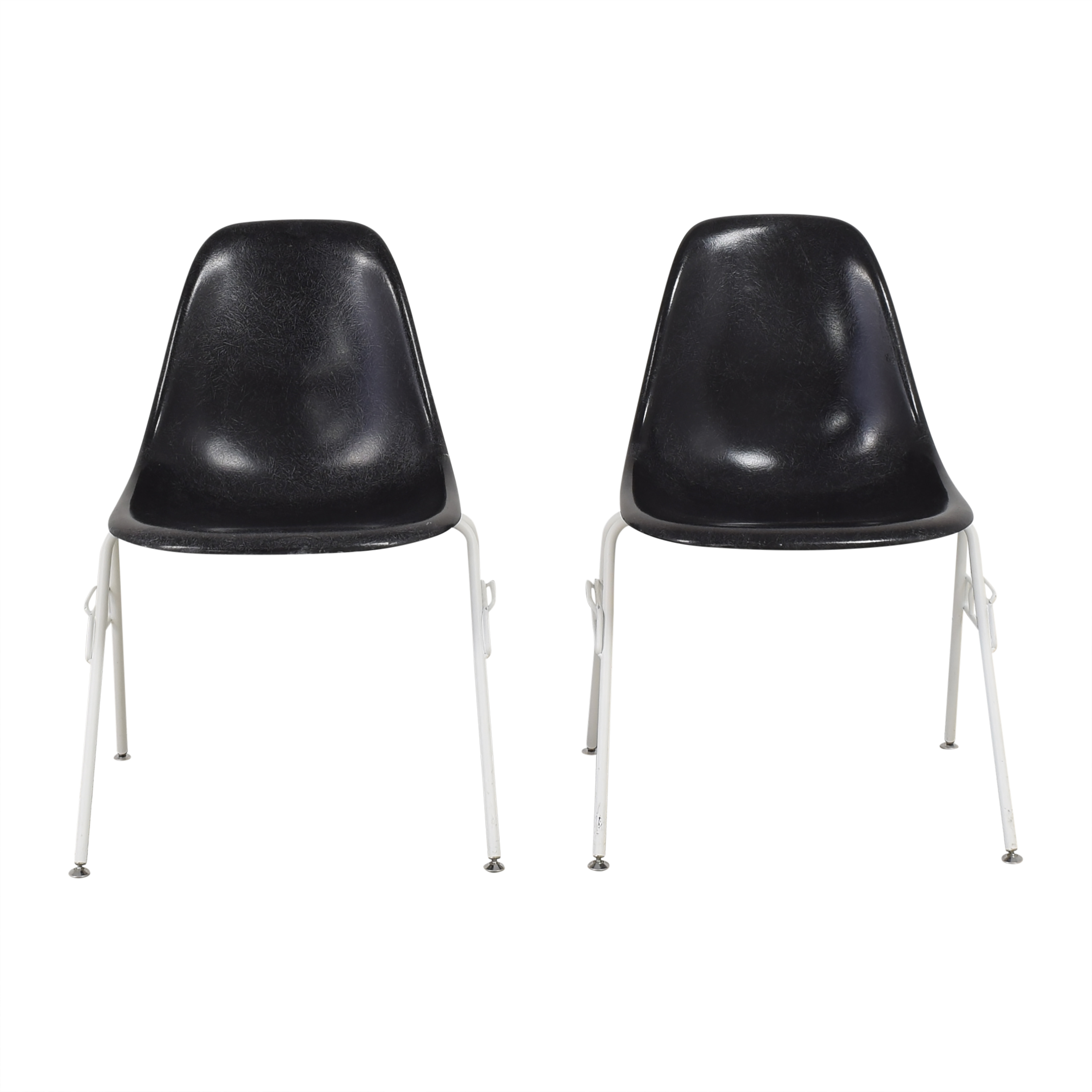 Modernica Case Study Furniture Side Shell Stacking Chairs Modernica
