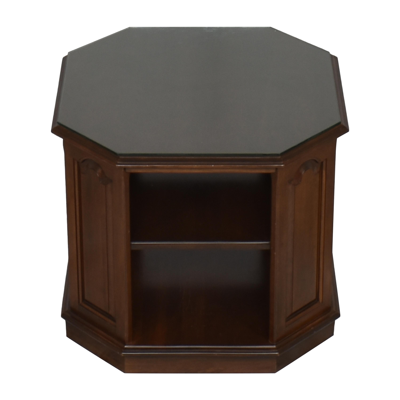 Ethan Allen Ethan Allen Heirloom Octagonal End Table used