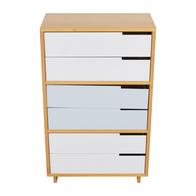 buy Blu Dot Modu-licious #5 Dresser Blu Dot Storage