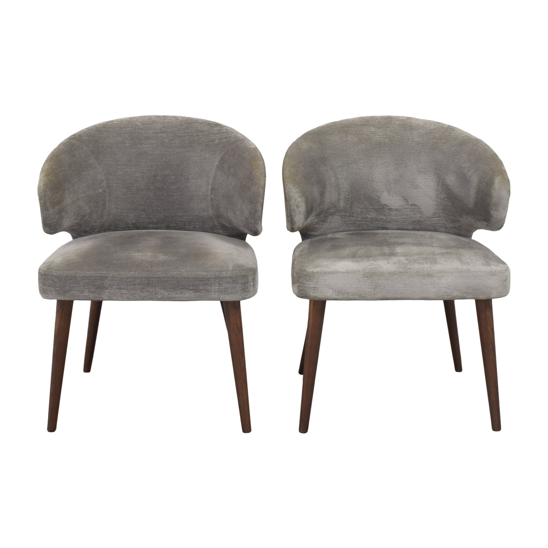buy Minotti Aston Dining Chairs Minotti Dining Chairs