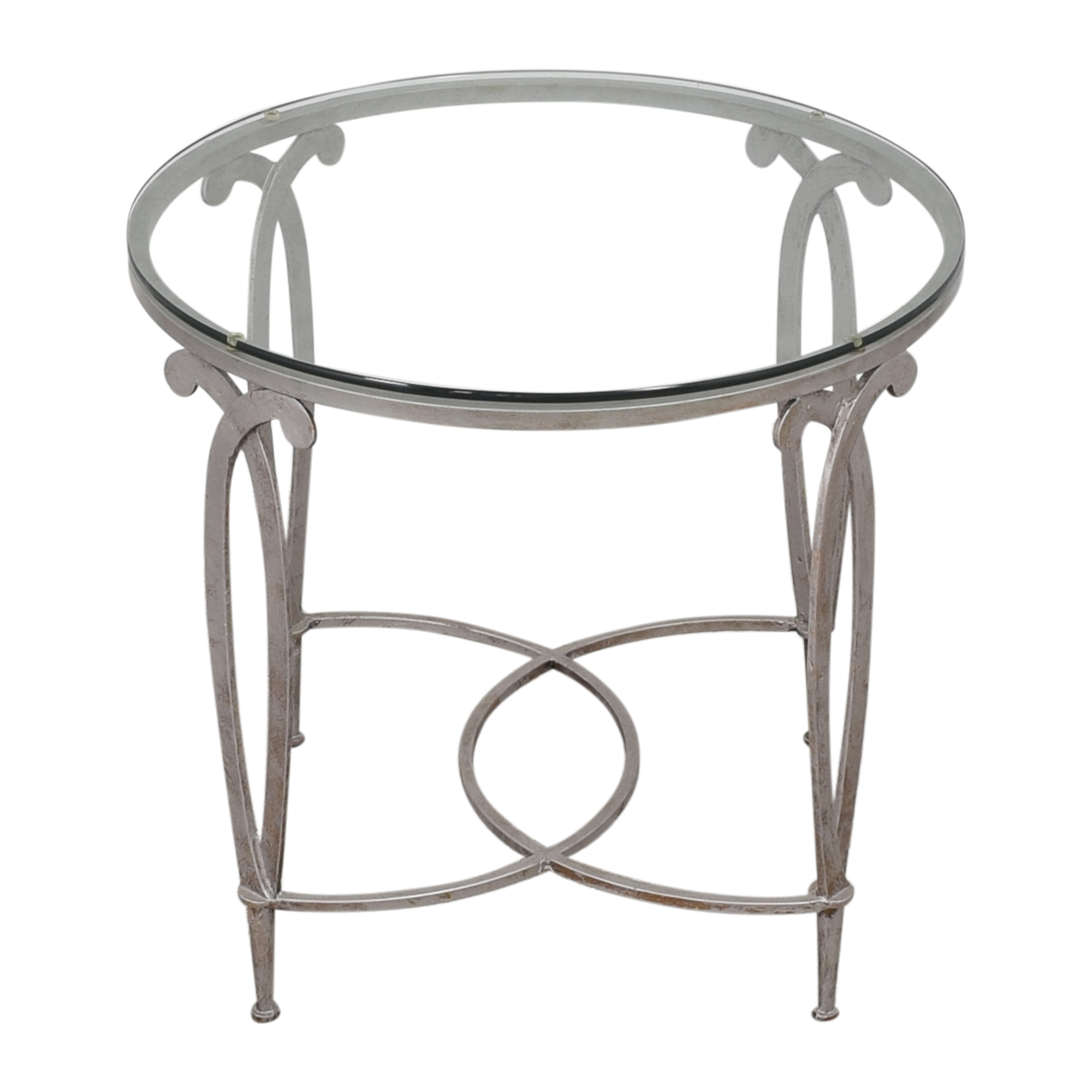 Round End Table End Tables