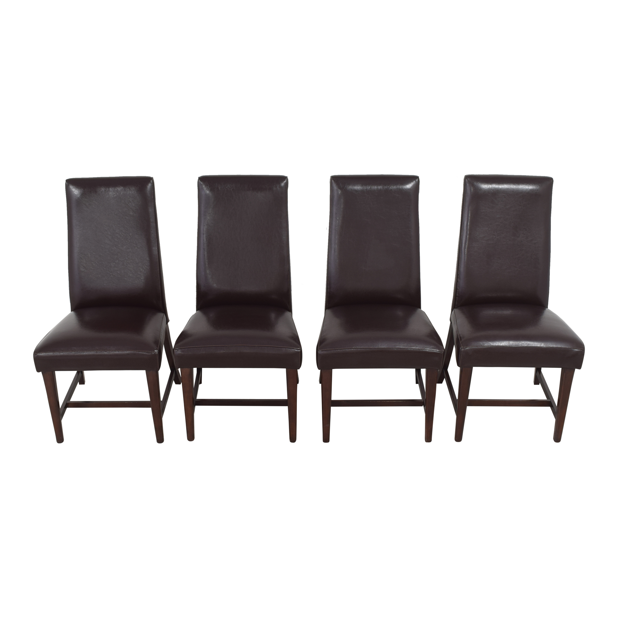 Shermag Shermag High Back Dining Chairs nj