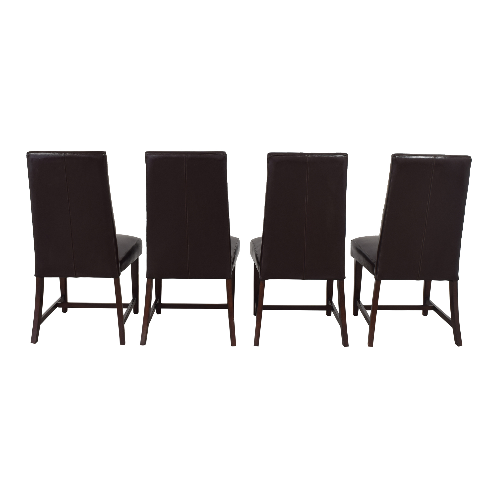 Shermag Shermag High Back Dining Chairs pa