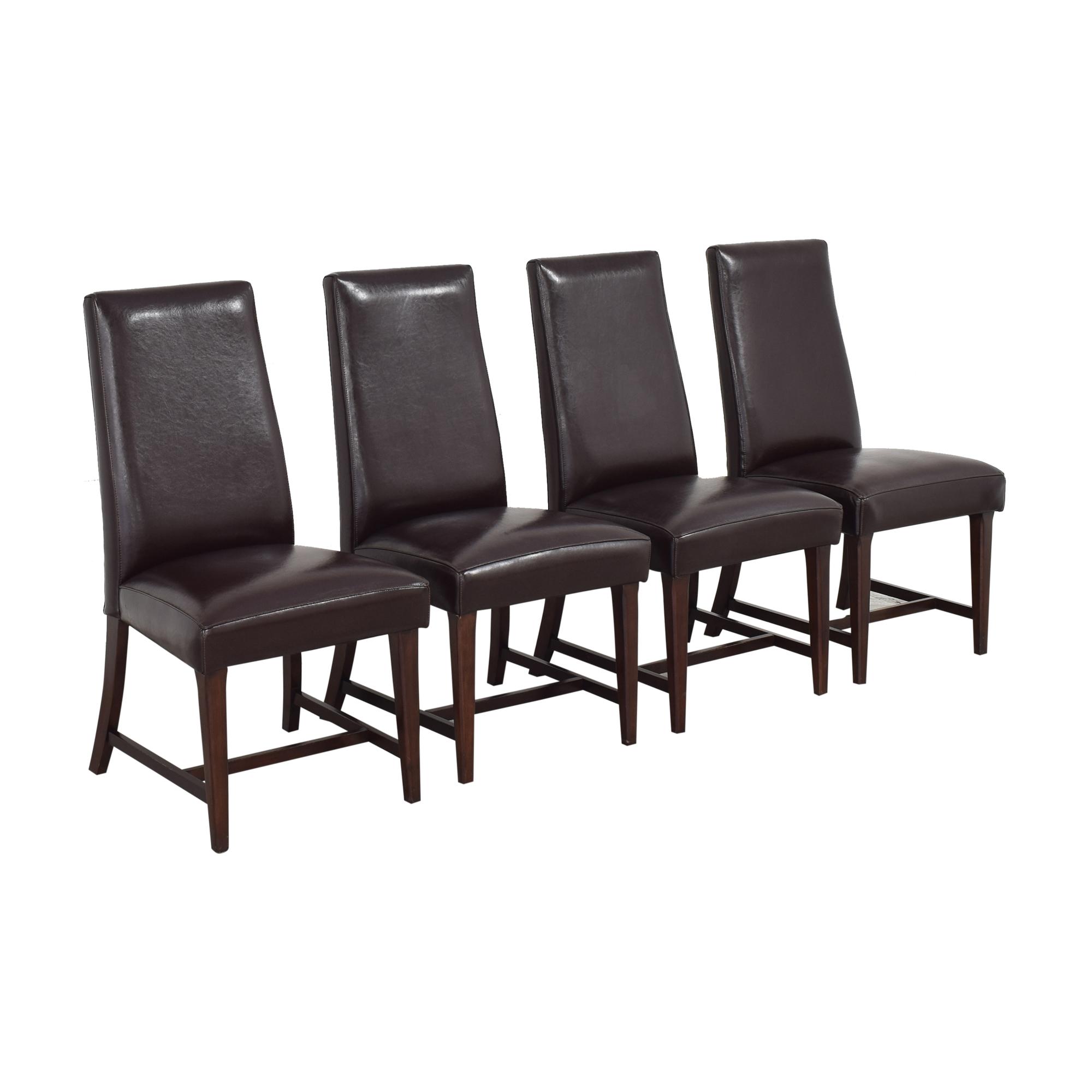 Shermag Shermag High Back Dining Chairs coupon