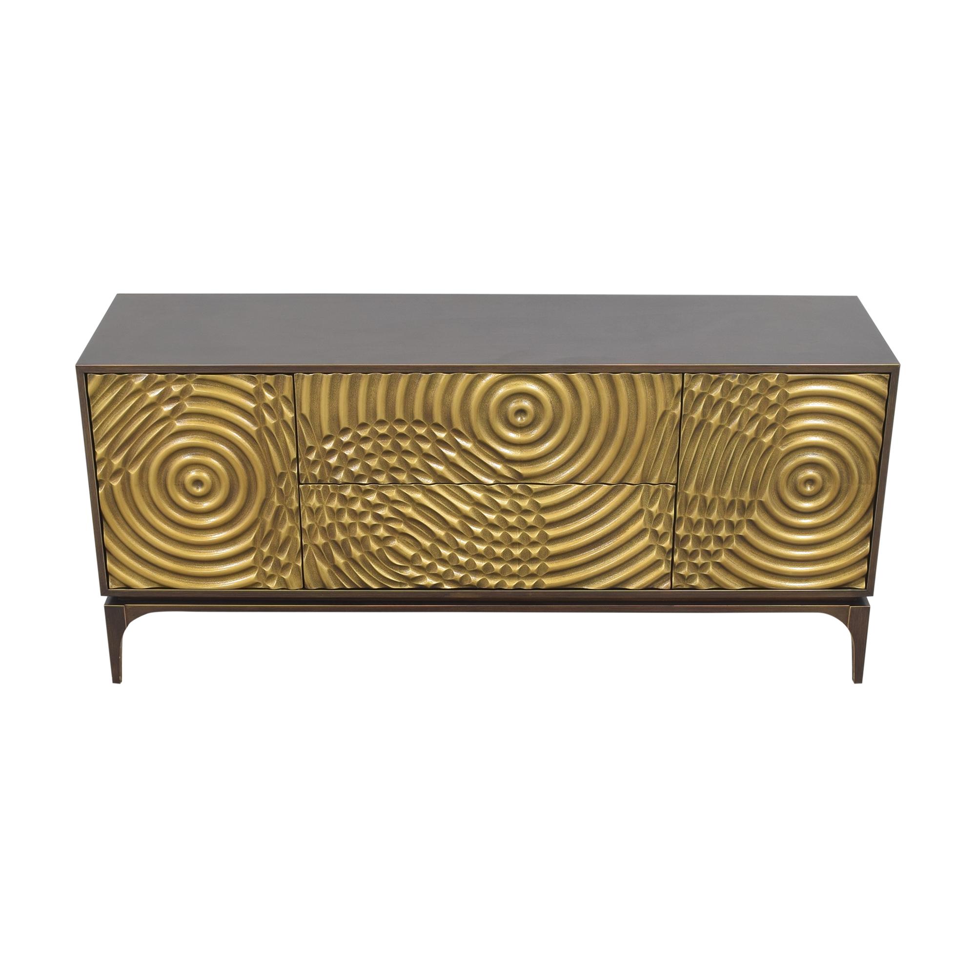 buy John-Richard Ripples Sideboard John-Richard Cabinets & Sideboards