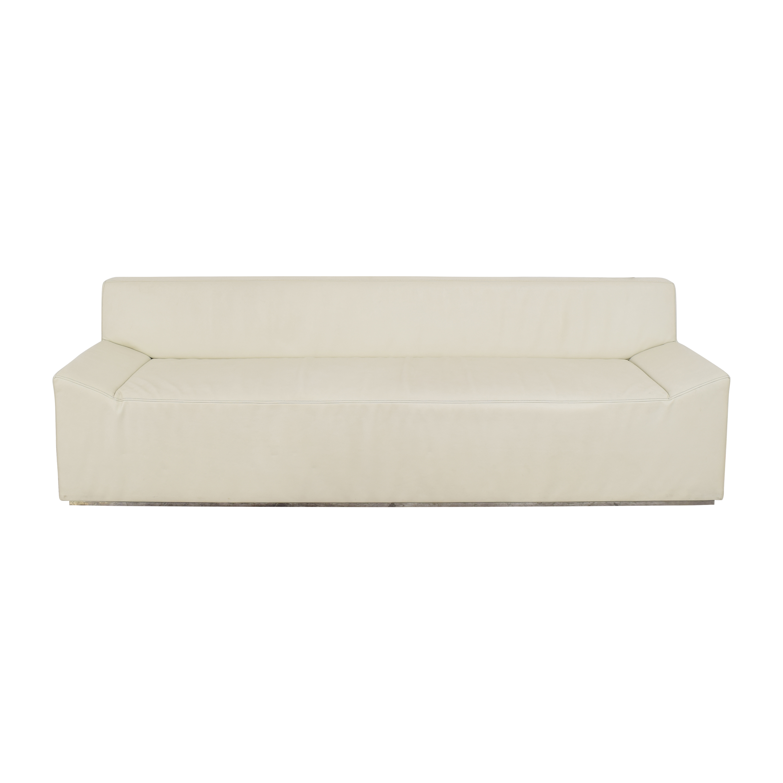 Blu Dot Blu Dot Couchoid Sofa with Blockoid Ottoman on sale
