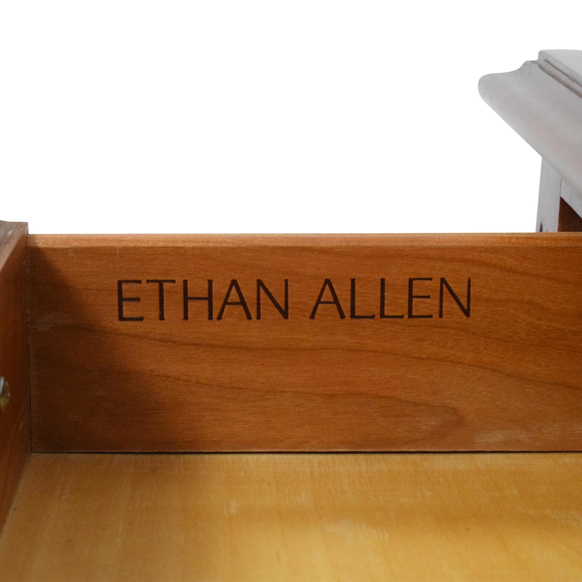 Ethan Allen Ethan Allen Georgian Court Nightstand discount