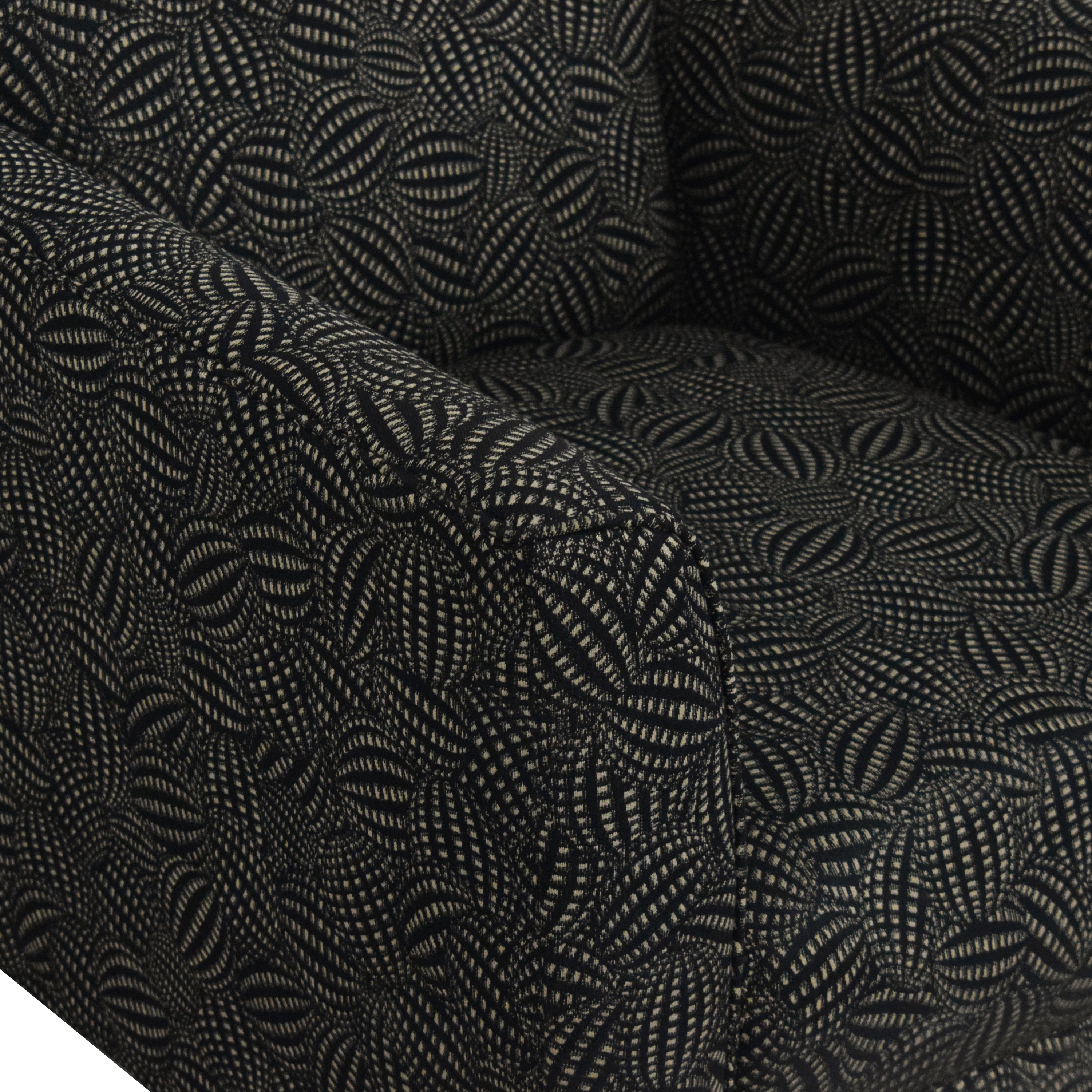Modern Upholstered Arm Chair sale