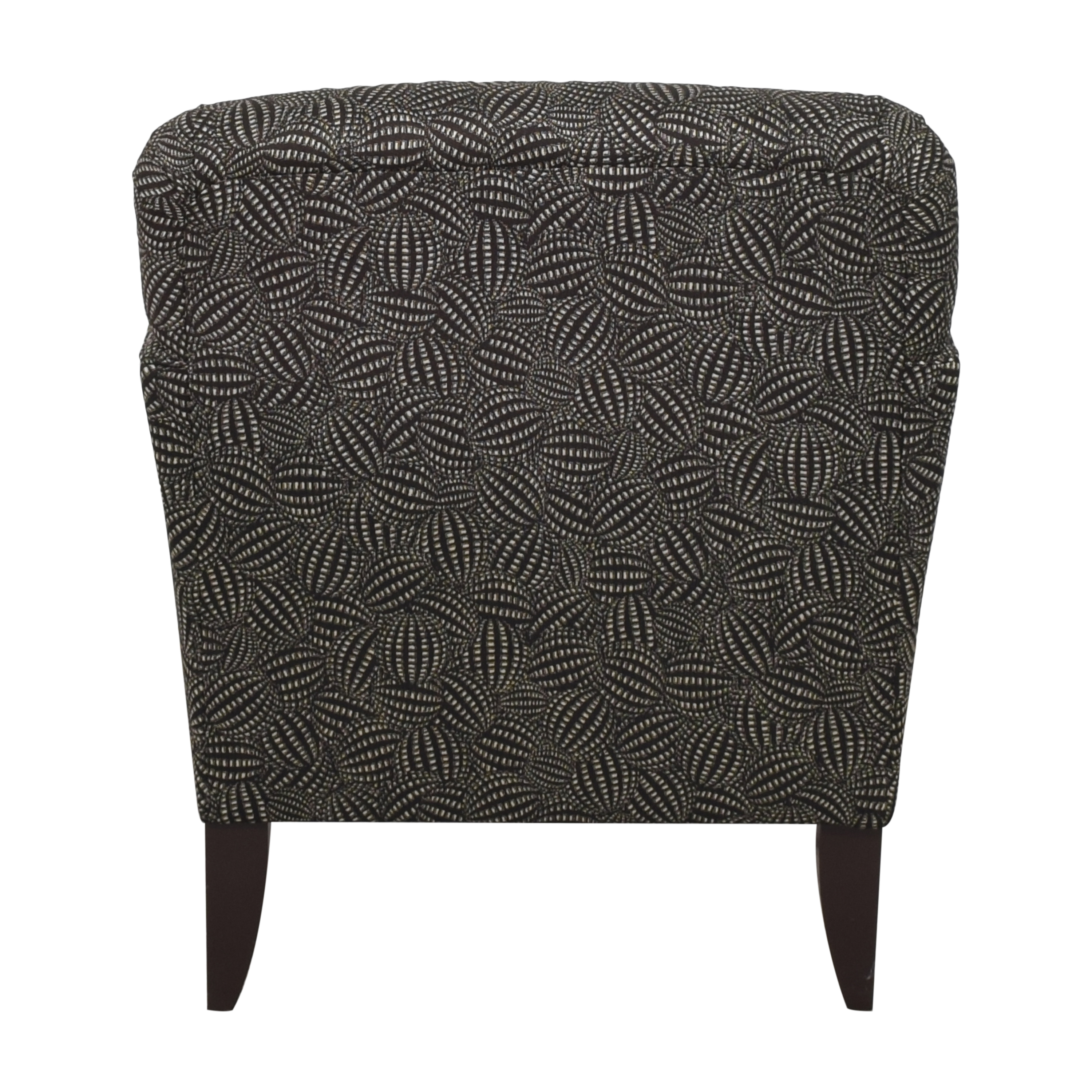 Modern Upholstered Arm Chair Accent Chairs