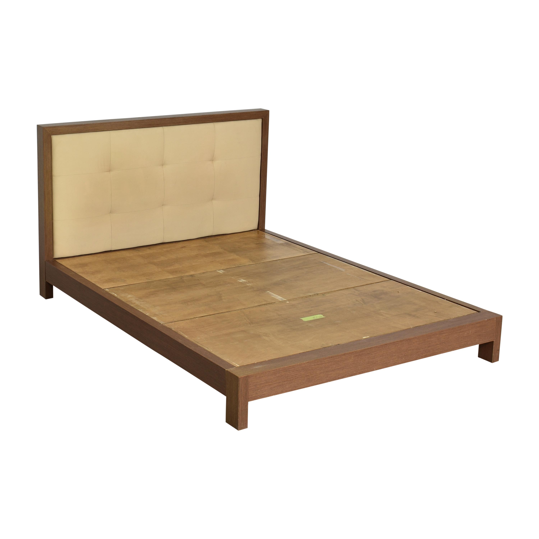 Desiron Chelsea Upholstered Queen Bed sale