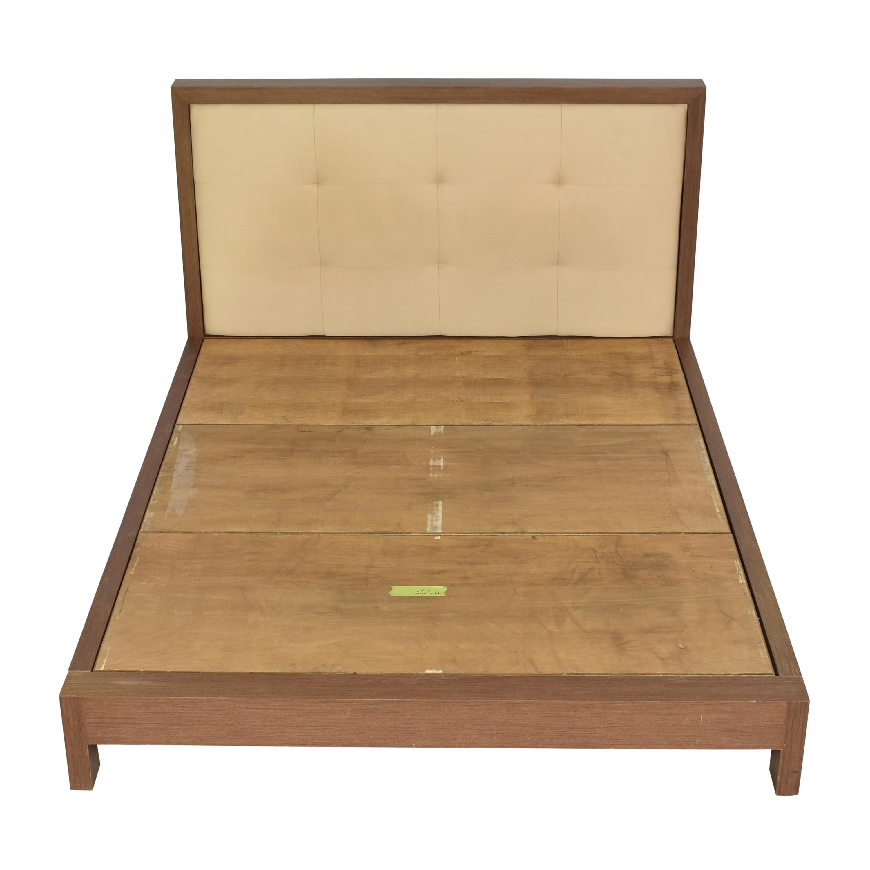 Desiron Desiron Chelsea Upholstered Queen Bed on sale