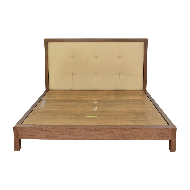 Desiron Chelsea Upholstered Queen Bed / Beds