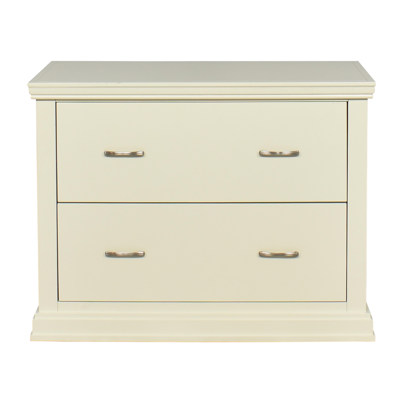 buy Ballard Designs Bourdonnais File Cabinet Ballard Designs Storage