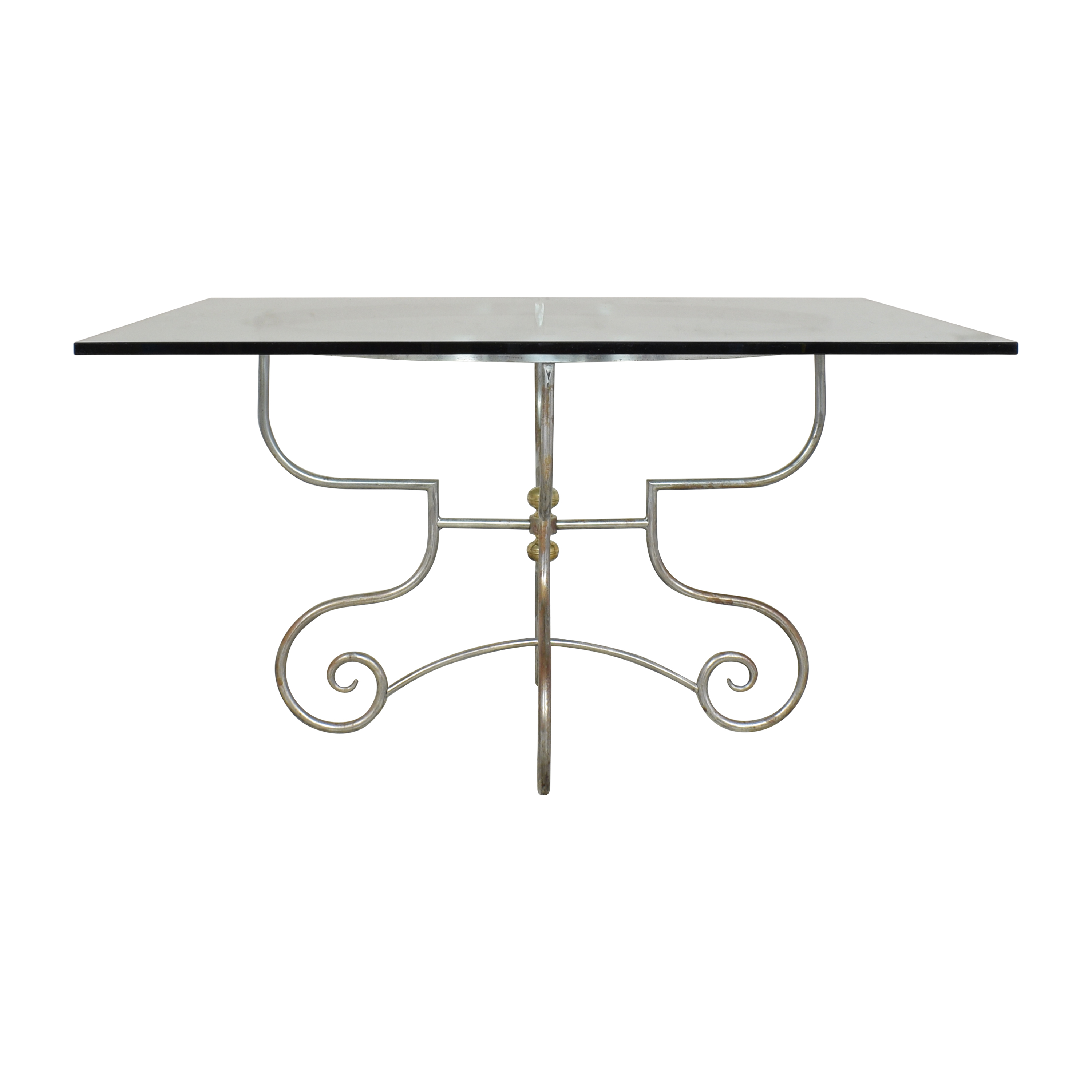 Bloomingdale's Square Dining Table / Tables