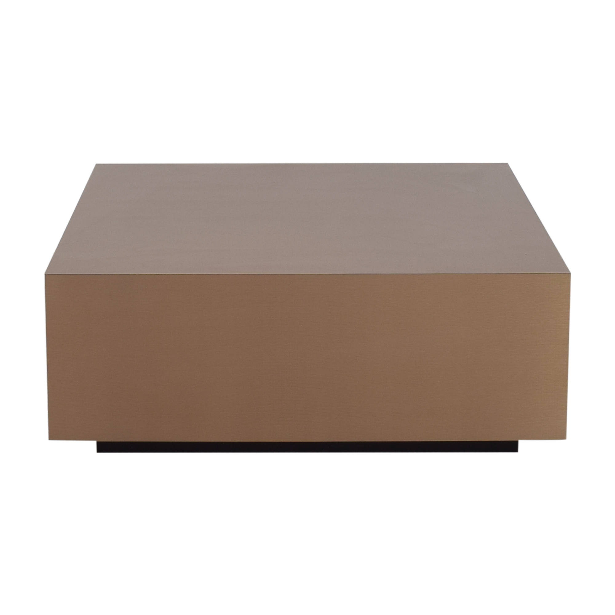 Modern Square Coffee Table ct