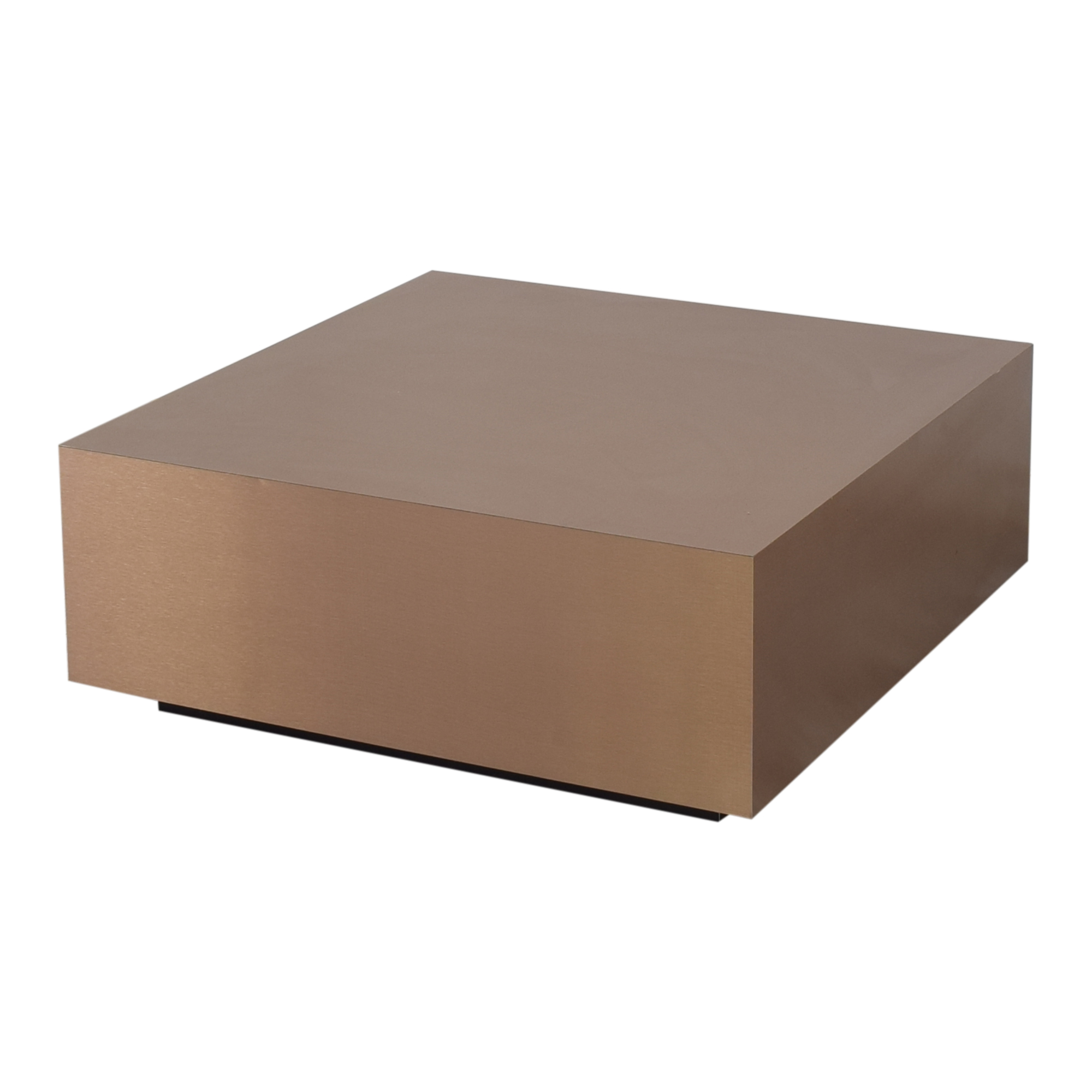 Modern Square Coffee Table coupon