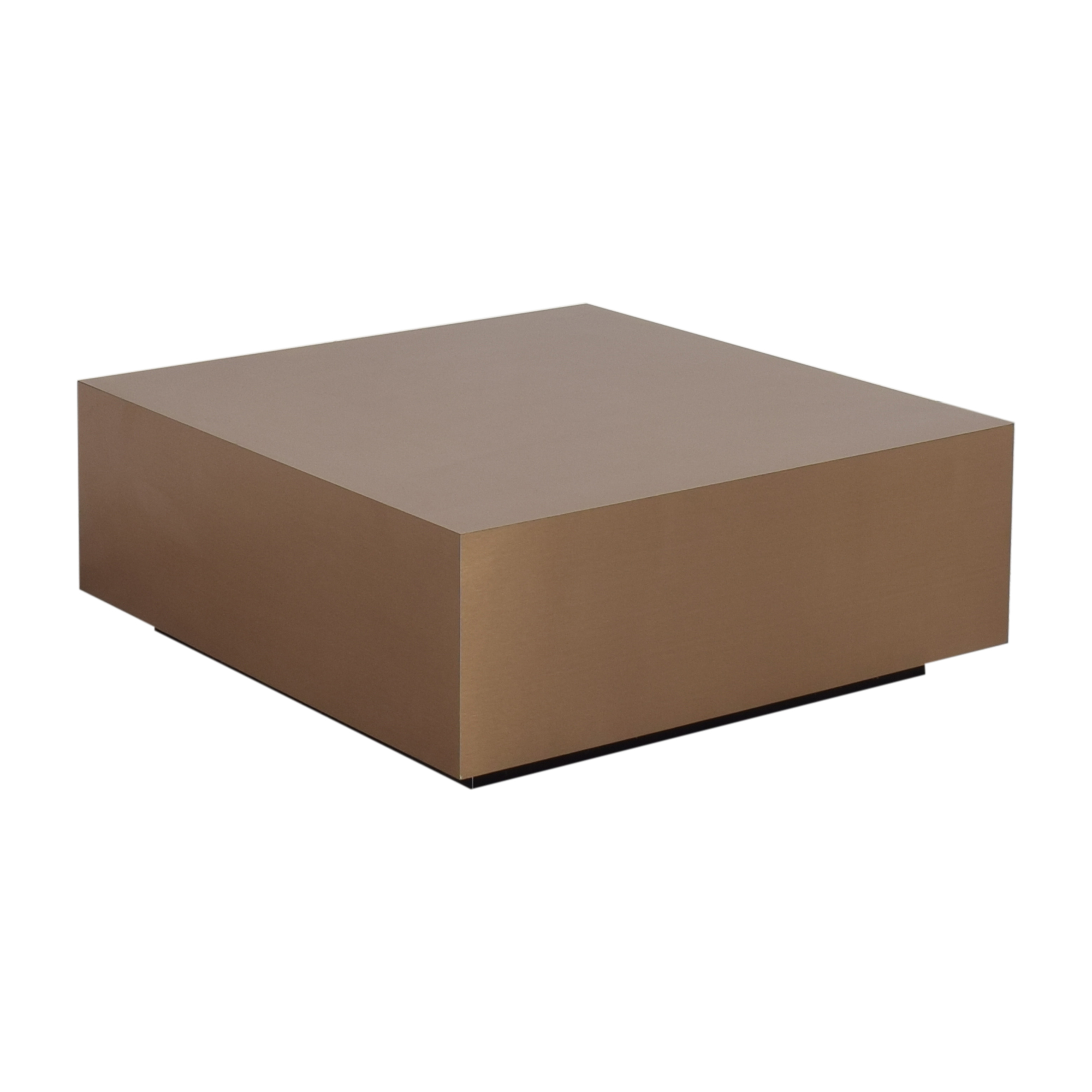 Modern Square Coffee Table sale