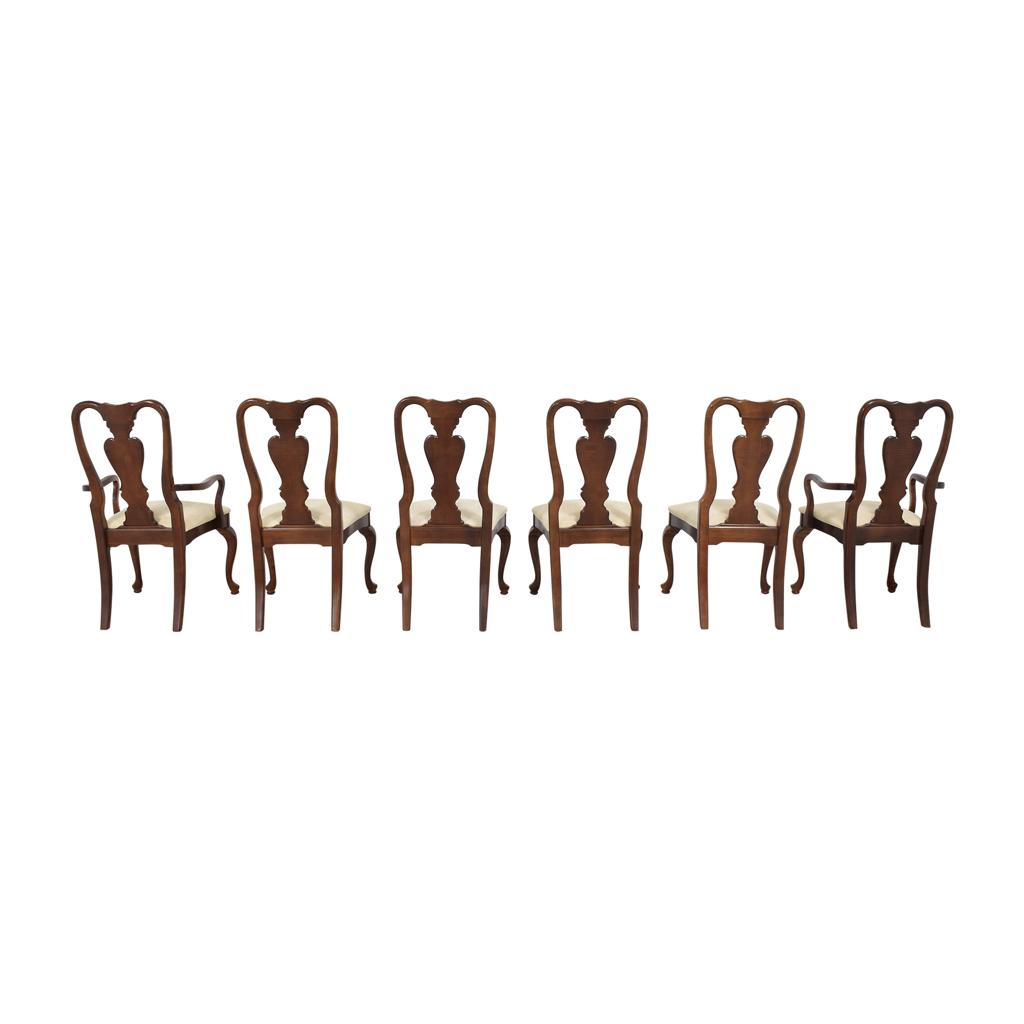 American Drew American Drew Cherry Grove Dining Chairs dimensions