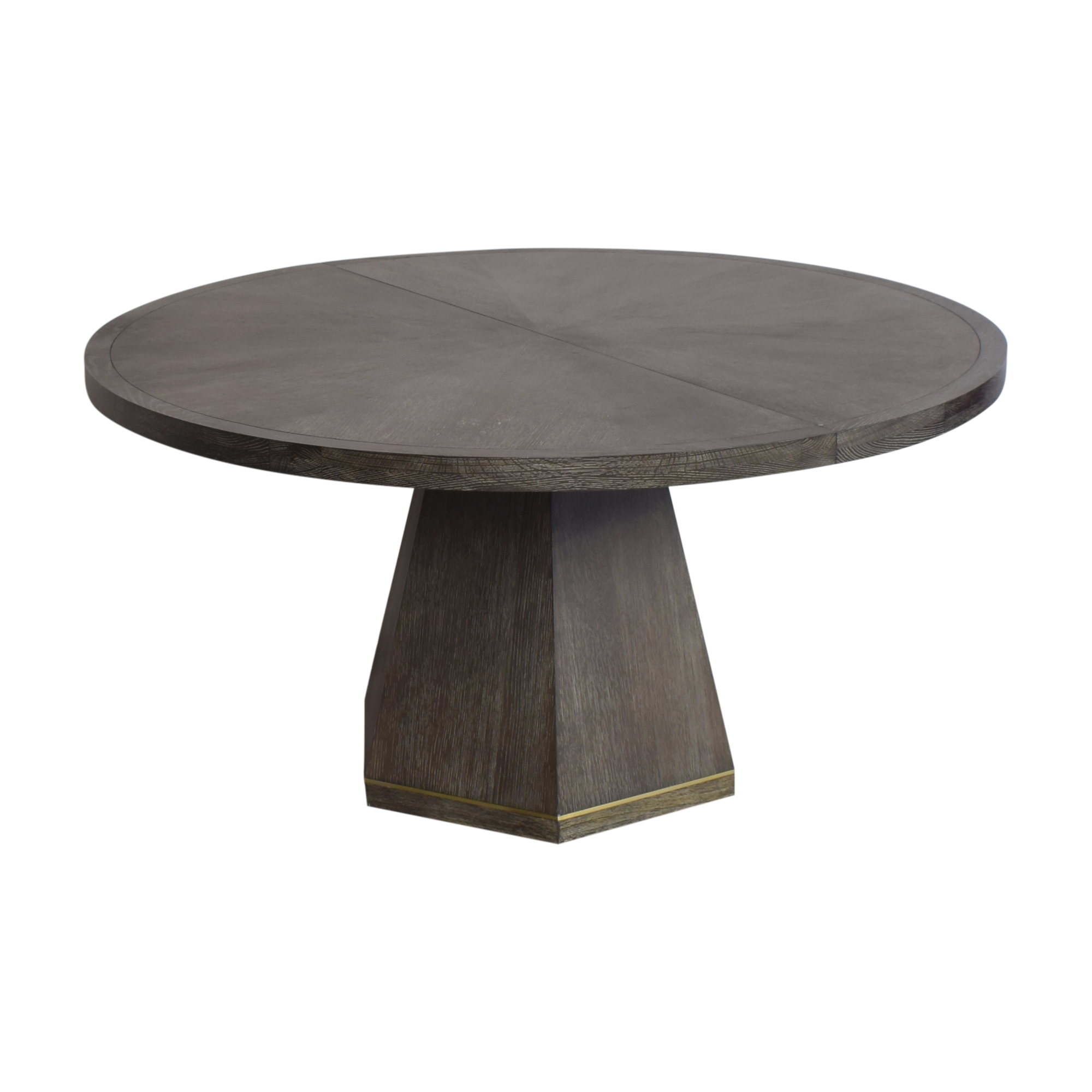 Mitchell Gold + Bob Williams Mitchell Gold + Bob Williams Emerson Round Dining Table nyc