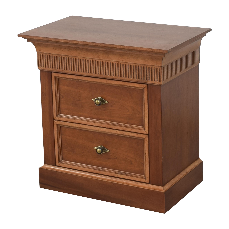 Lane Furniture Lane Furniture Two Drawer Nightstand for sale
