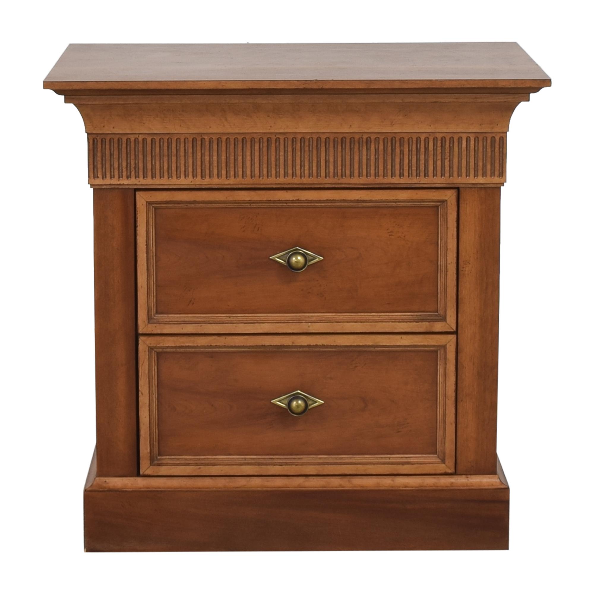 Lane Furniture Lane Furniture Two Drawer Nightstand discount