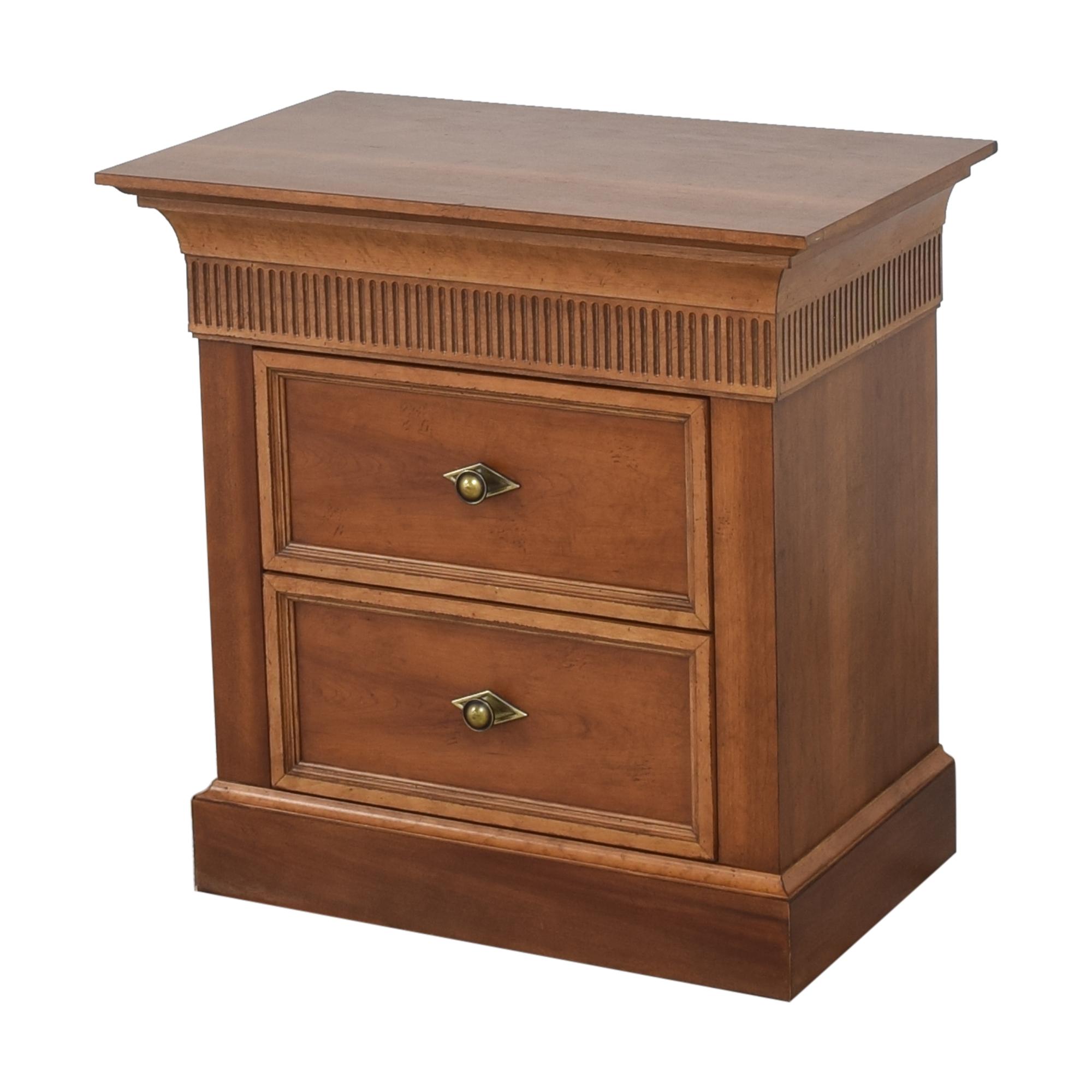 Lane Furniture Lane Furniture Two Drawer Nightstand