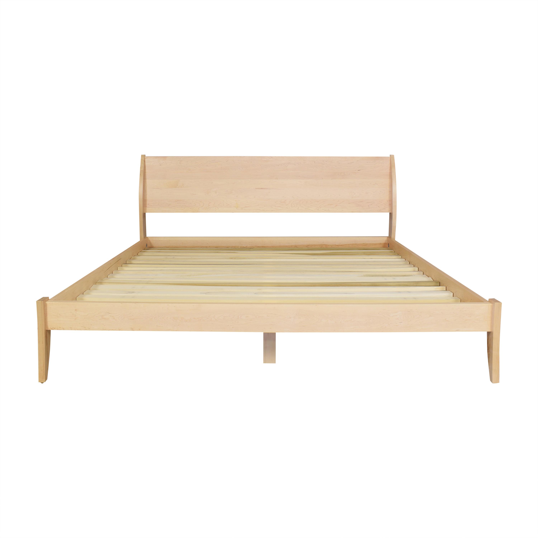 shop Mobican Panel King Bed Mobican Beds