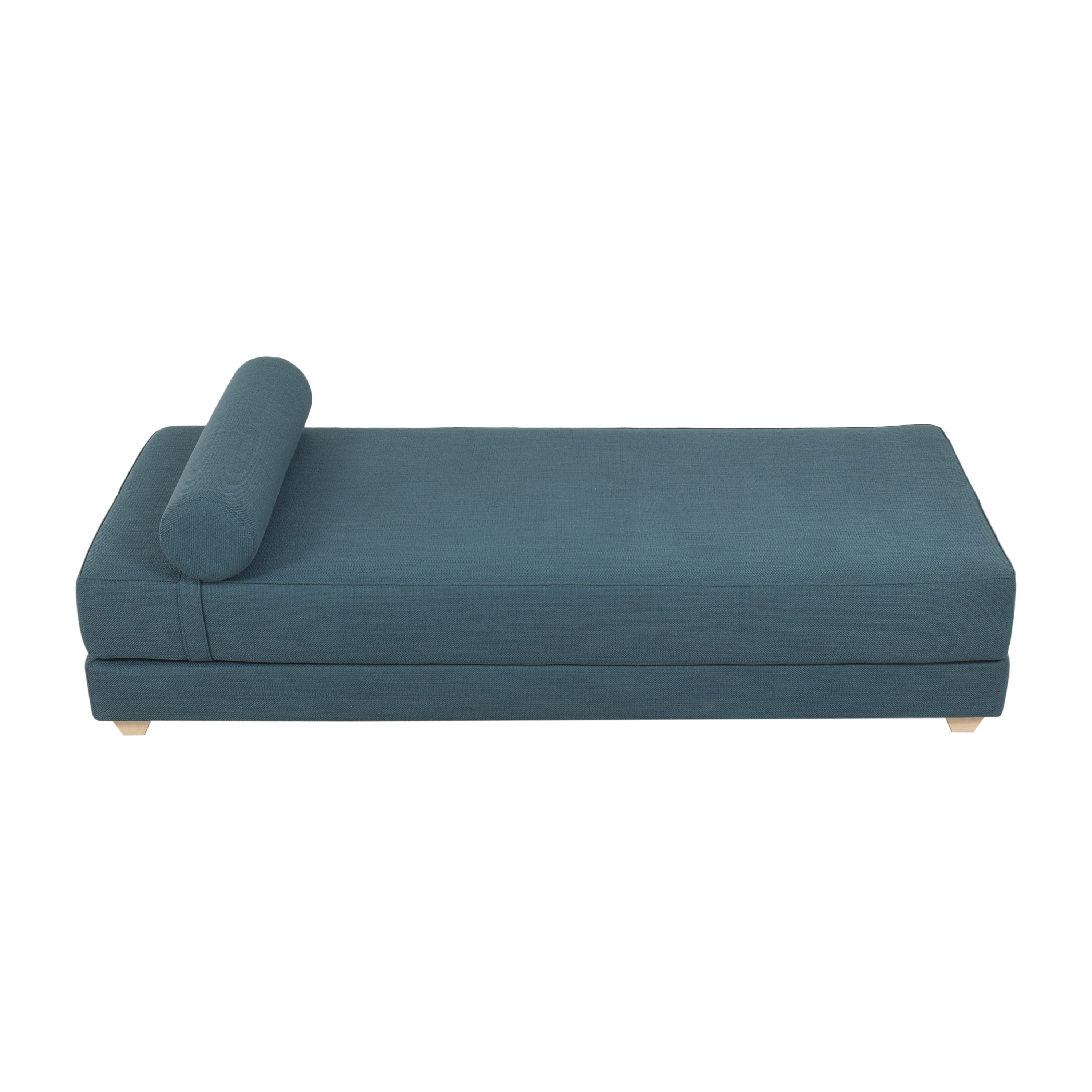 shop CB2 Lubi Sleeper Daybed CB2 Sofa Beds