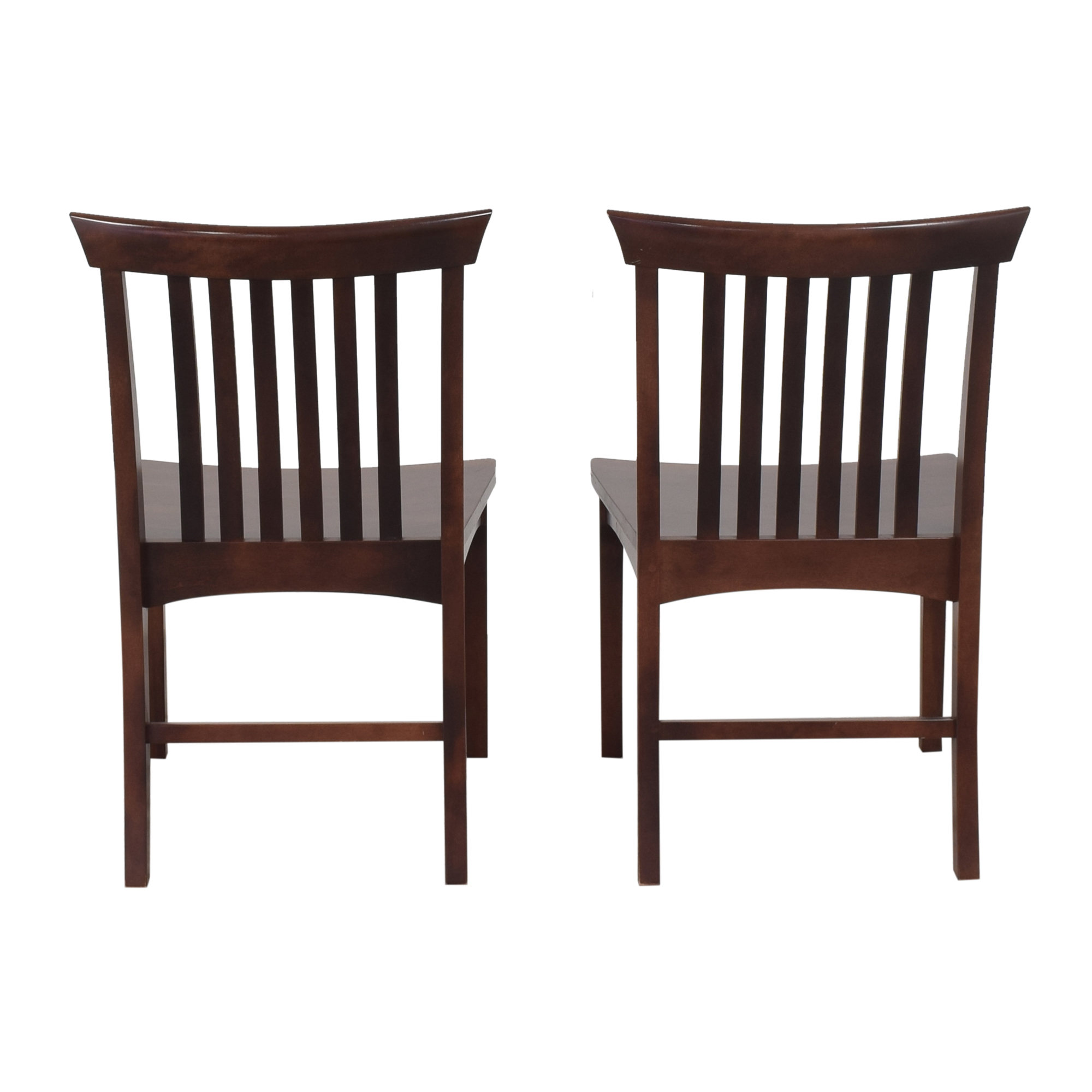 Pompanoosuc Mills Pompanoosuc Mills Goddard Dining Side Chairs ct