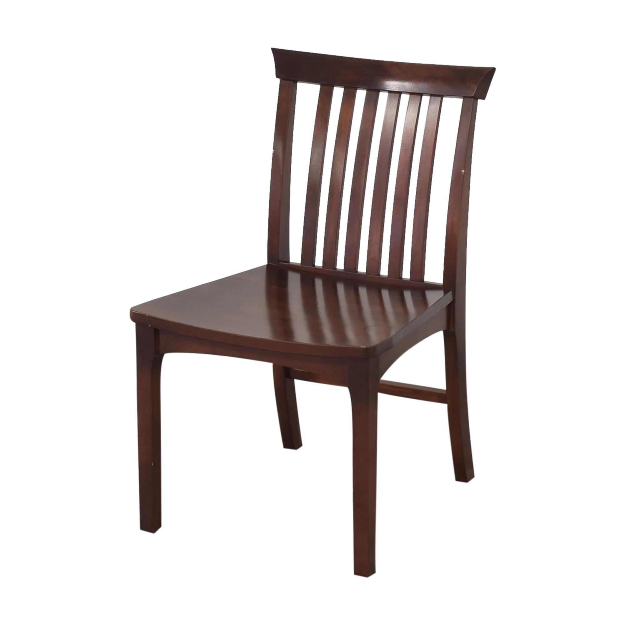 Pompanoosuc Mills Pompanoosuc Mills Goddard Dining Side Chairs price