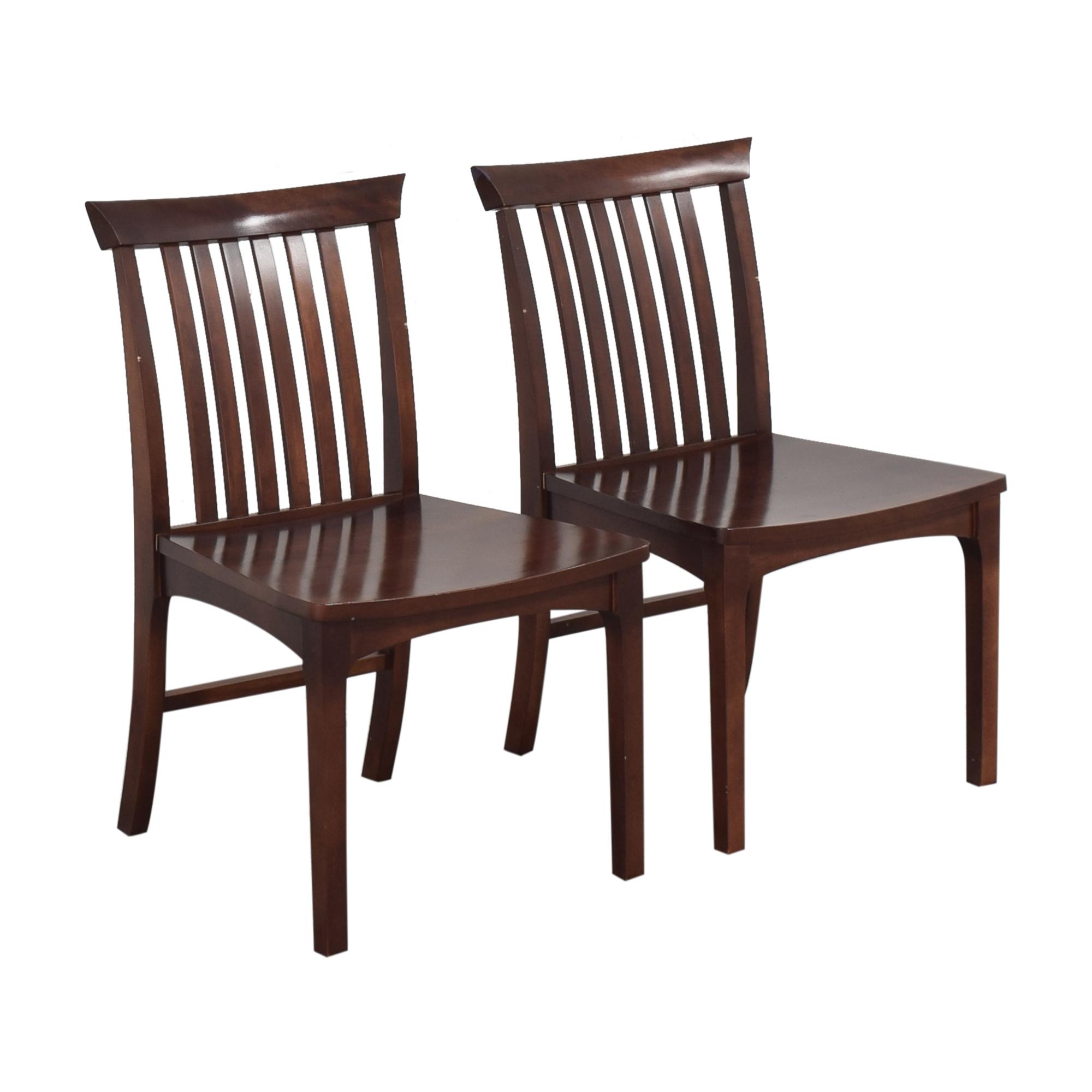 Pompanoosuc Mills Pompanoosuc Mills Goddard Dining Side Chairs