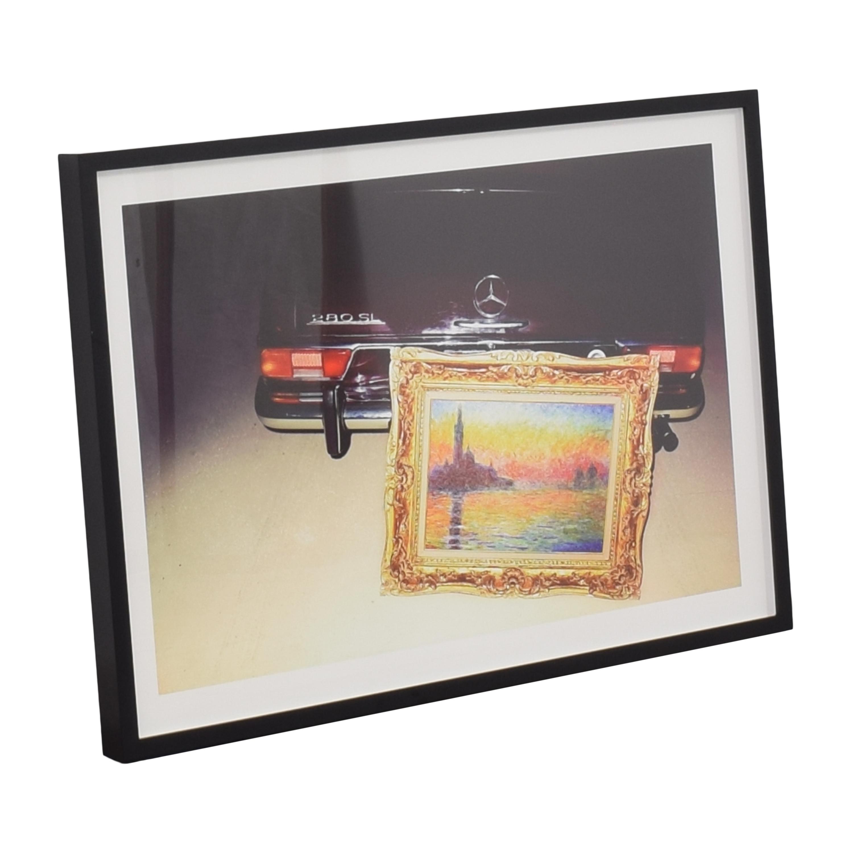 shop Show Me the Monet Framed Wall Art