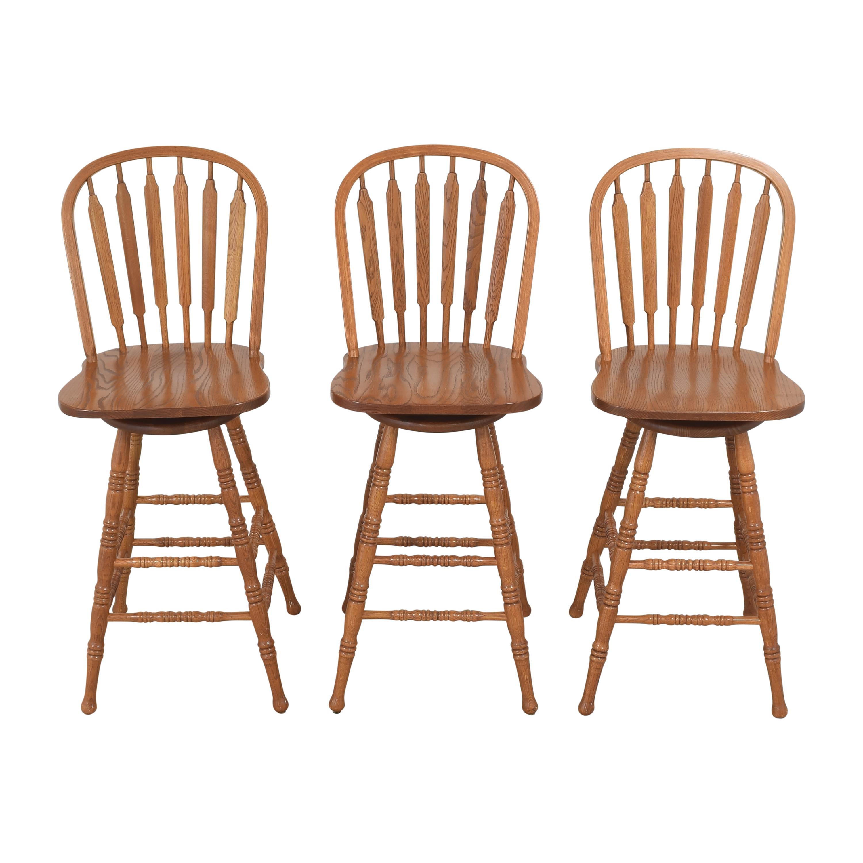 buy Swivel Bar Stools  Chairs