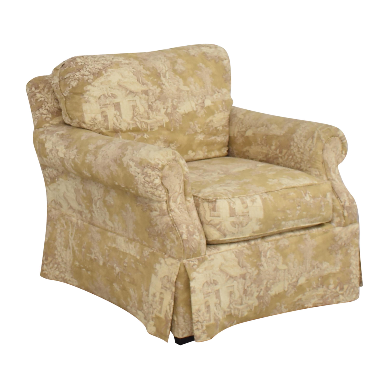 Domain Home Domain Home Toile Club Chair nj