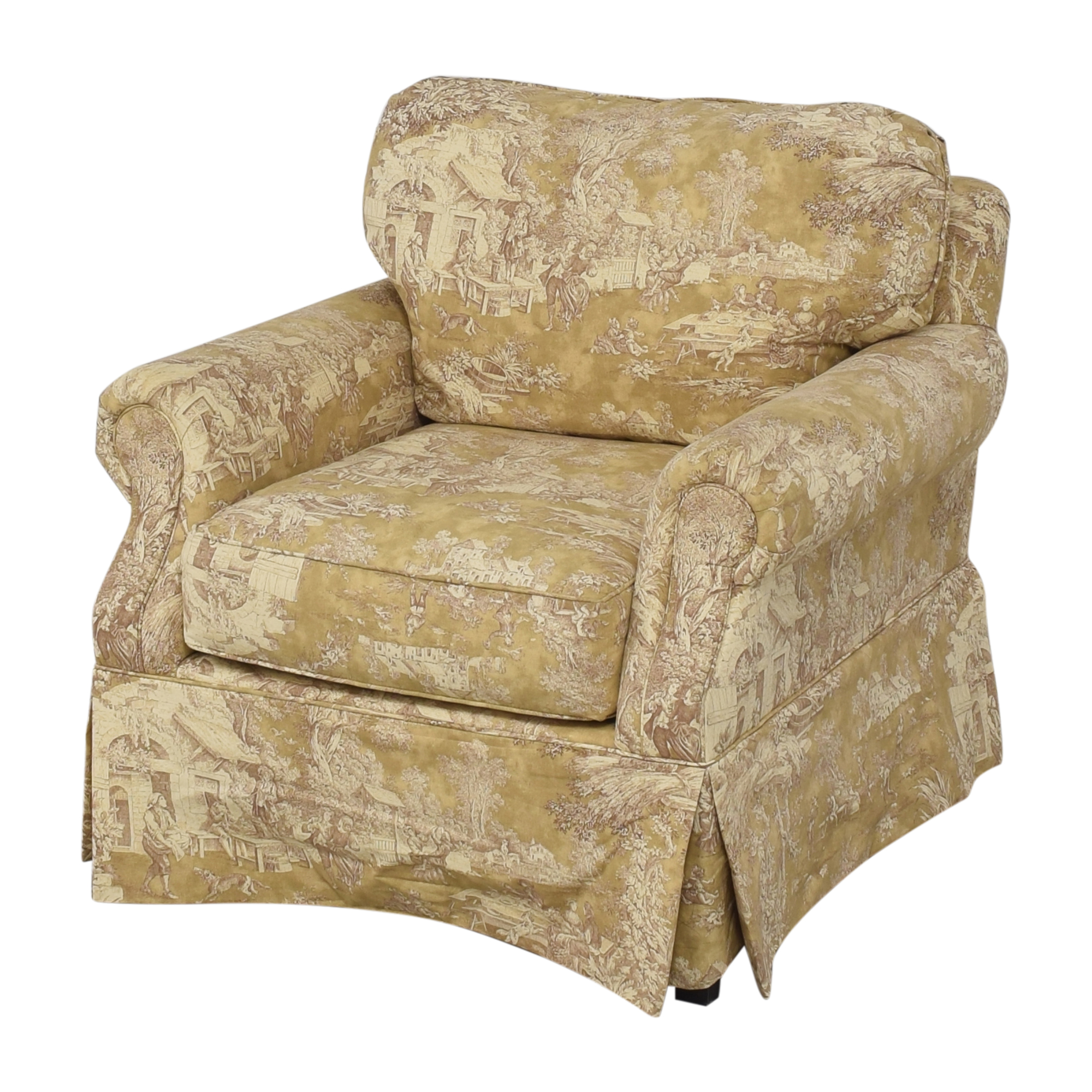 Domain Home Domain Home Toile Club Chair Accent Chairs