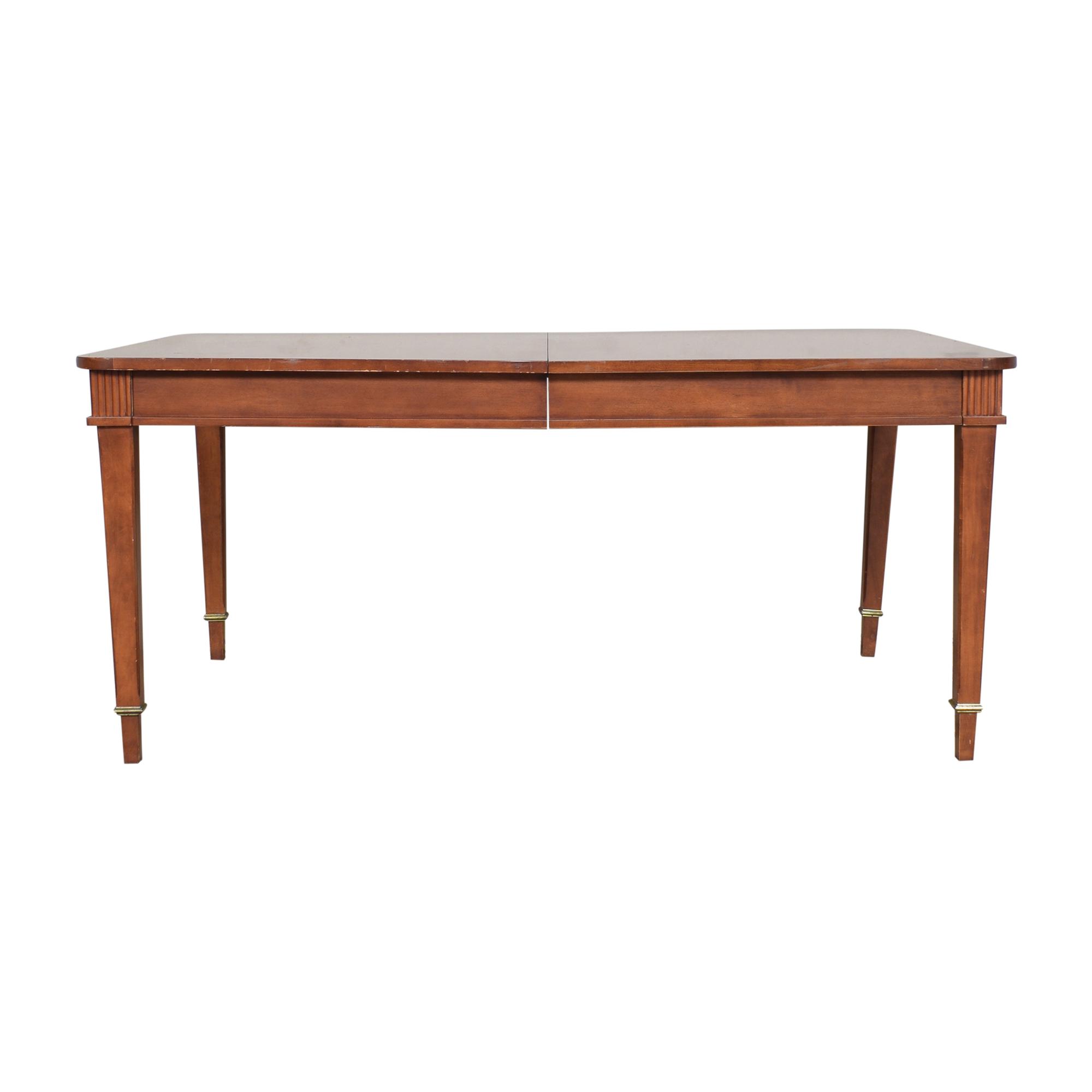 Thomasville Thomasville Extendable Dining Table ma