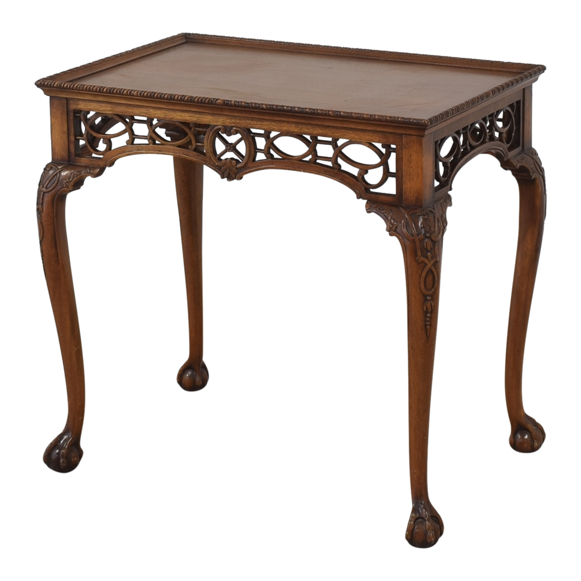 Chippendale-Style End Table discount