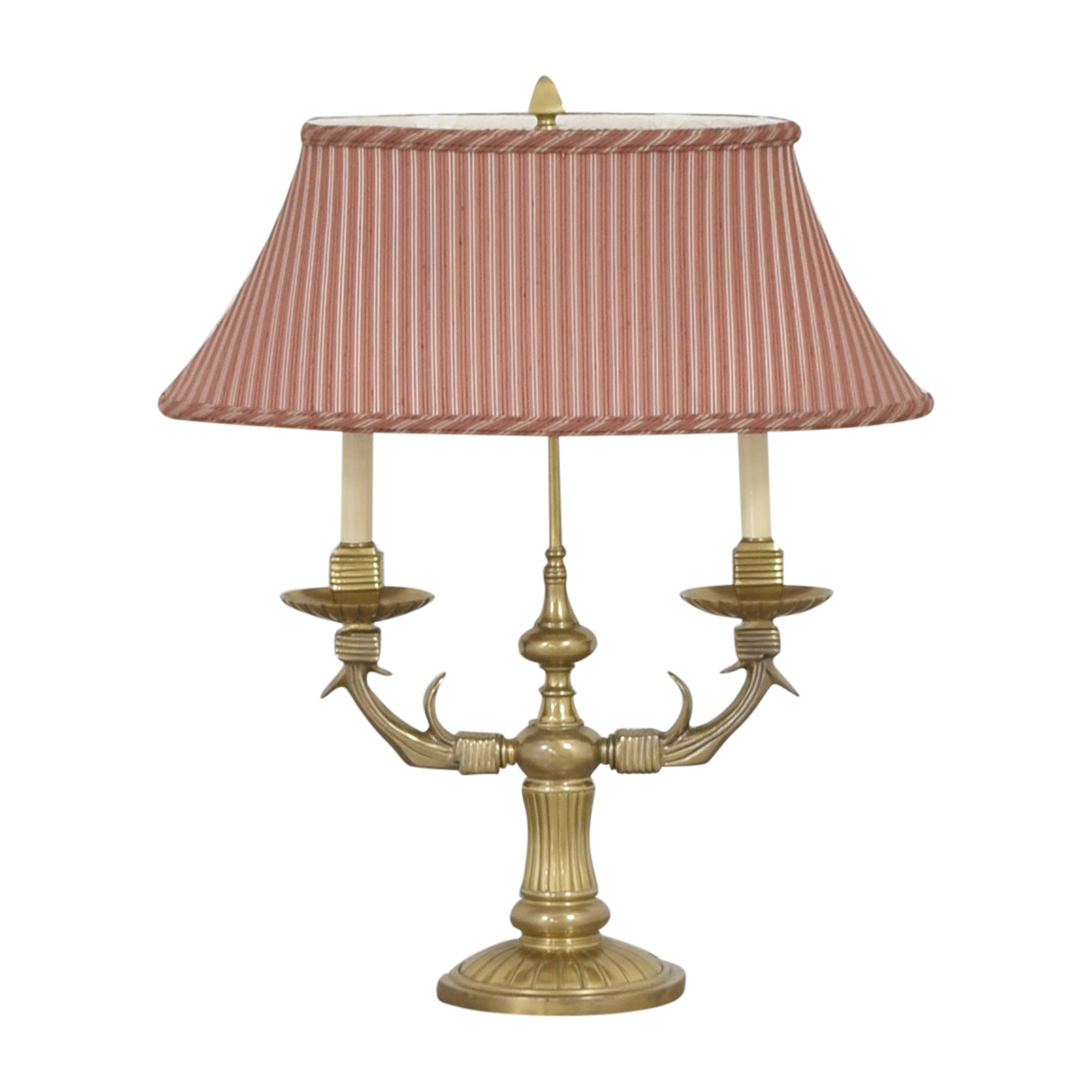 Frederick Cooper Frederick Cooper Two Light Table Lamp used