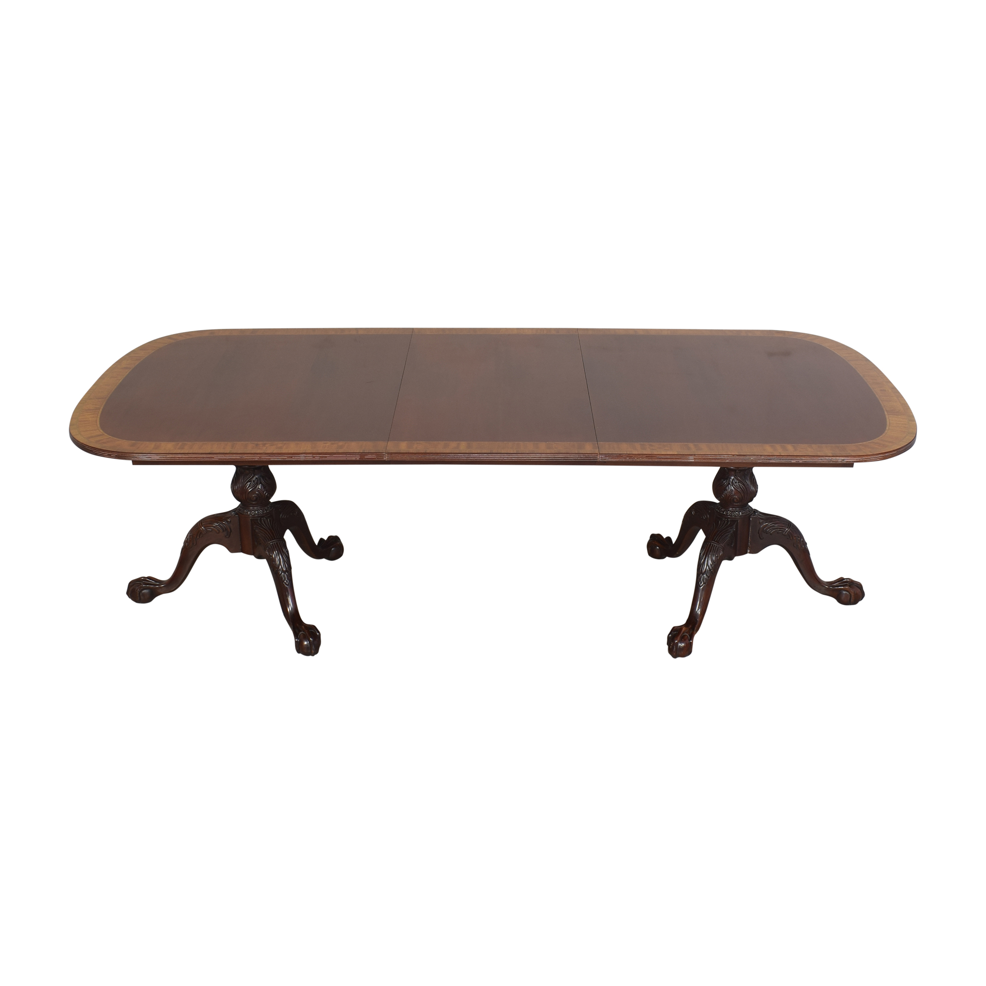 Councill Double Pedestal Dining Table / Tables