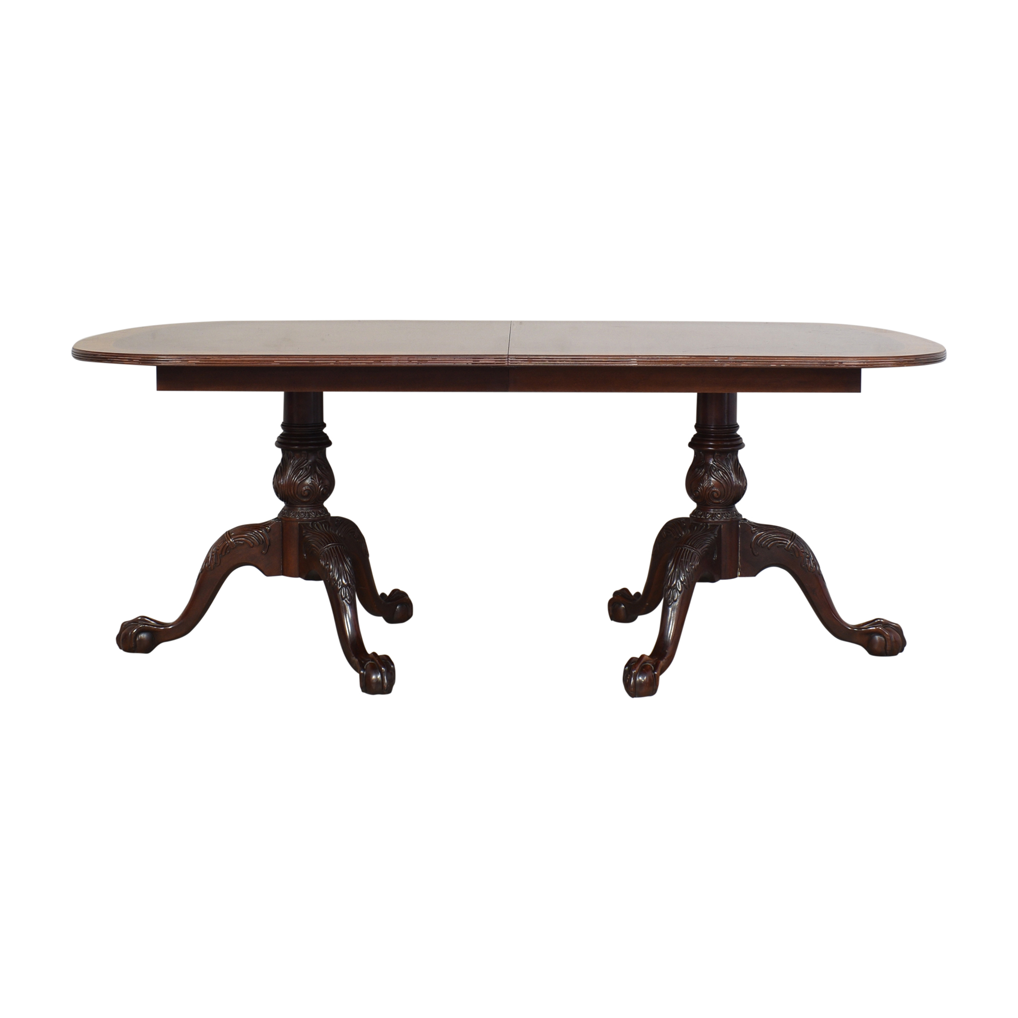 Councill Councill Double Pedestal Dining Table Dinner Tables