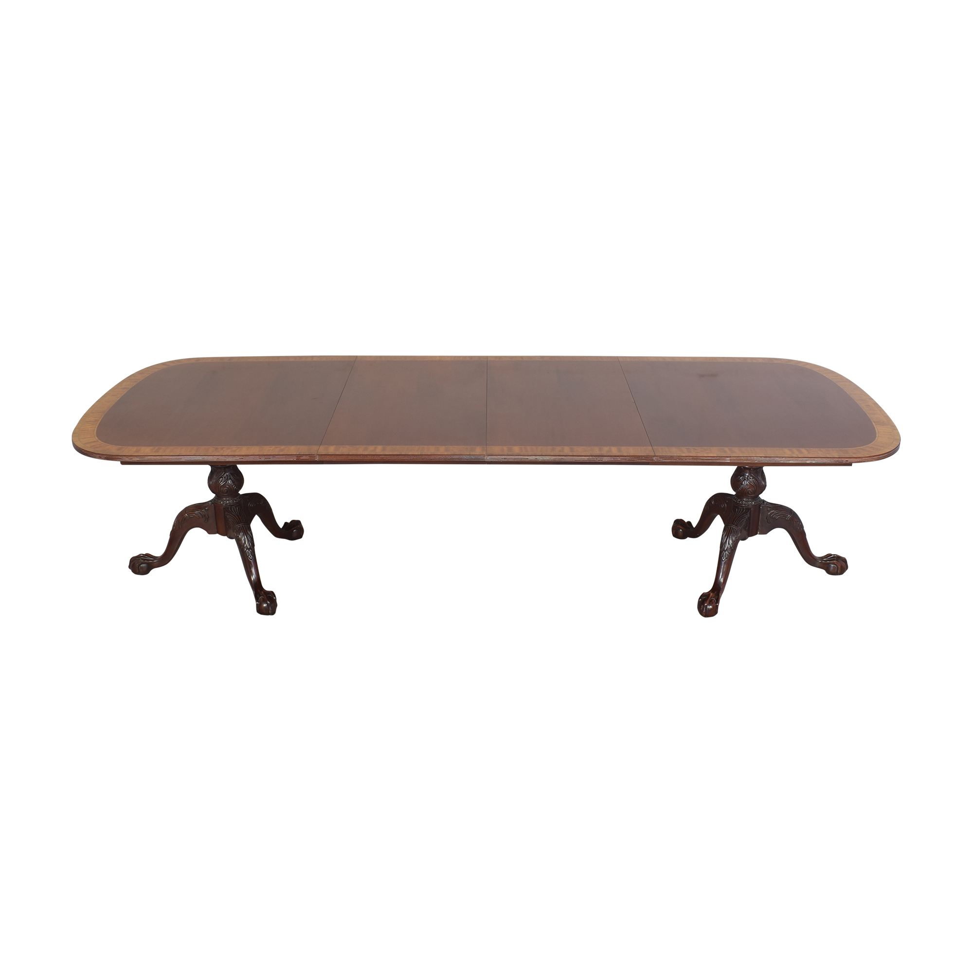 Councill Councill Double Pedestal Dining Table for sale