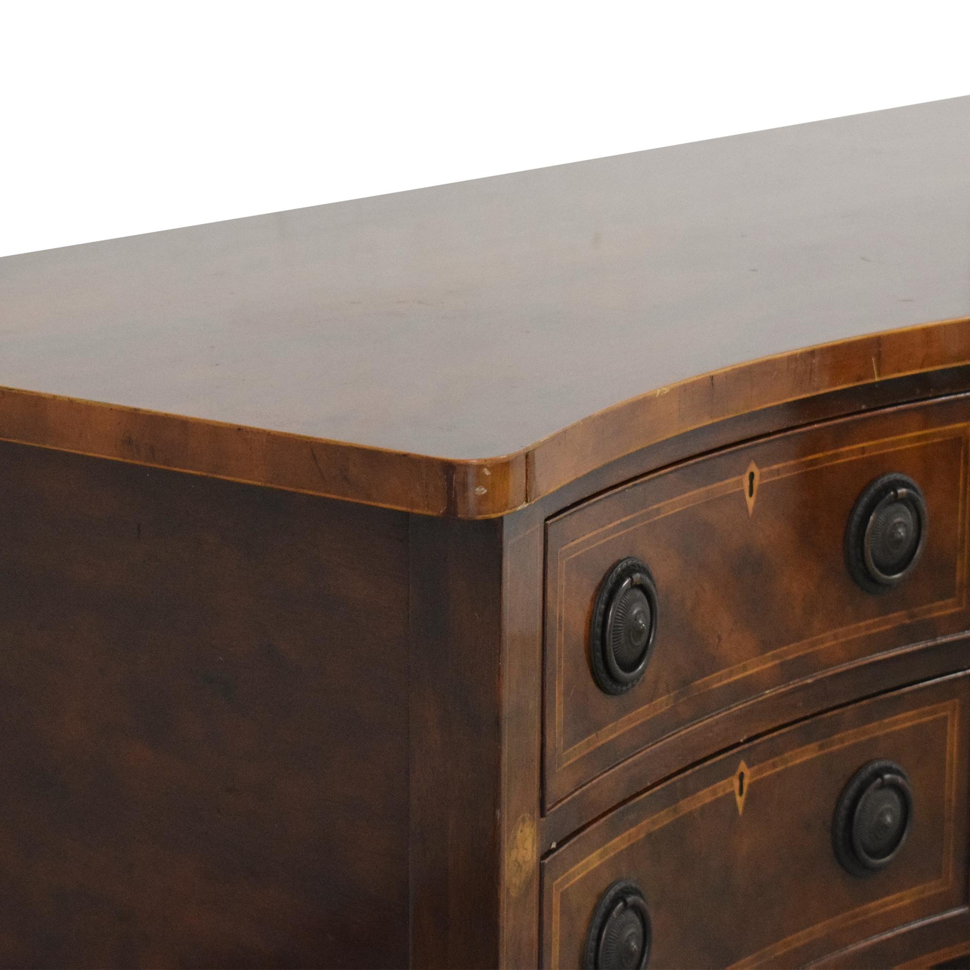Vintage Five Drawer Sideboard ma