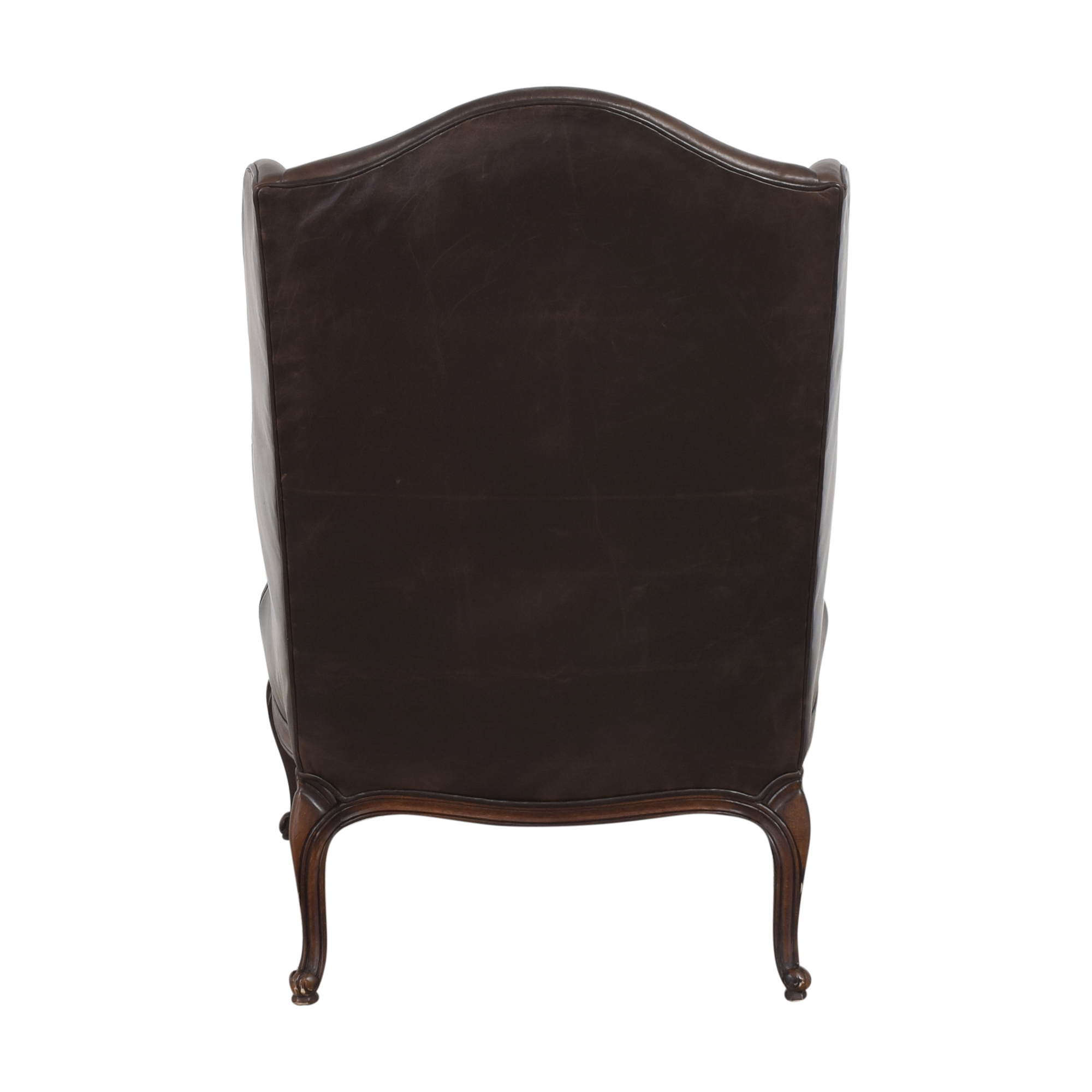 Hickory Chair Hickory Chair Louis XV Wing Chair used