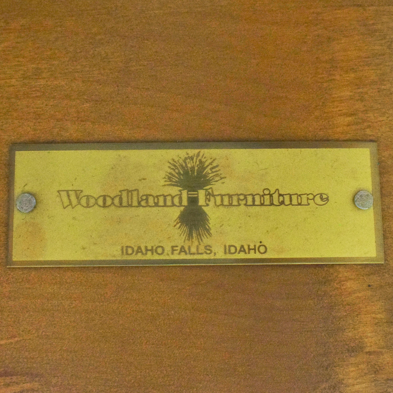 buy Woodland Furniture Woodland Furniture Devon Sofa Table online