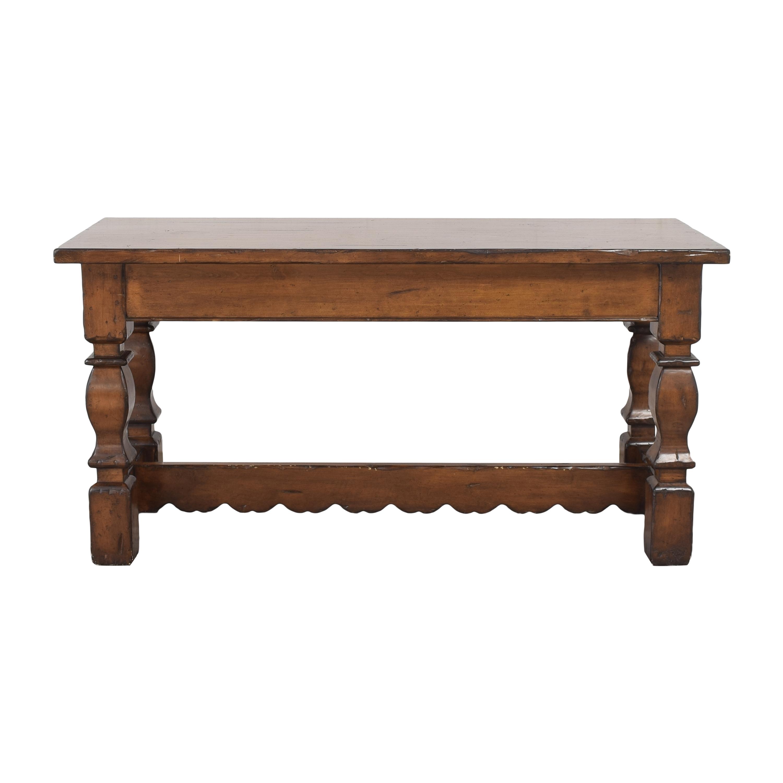 Woodland Furniture Devon Sofa Table / Tables